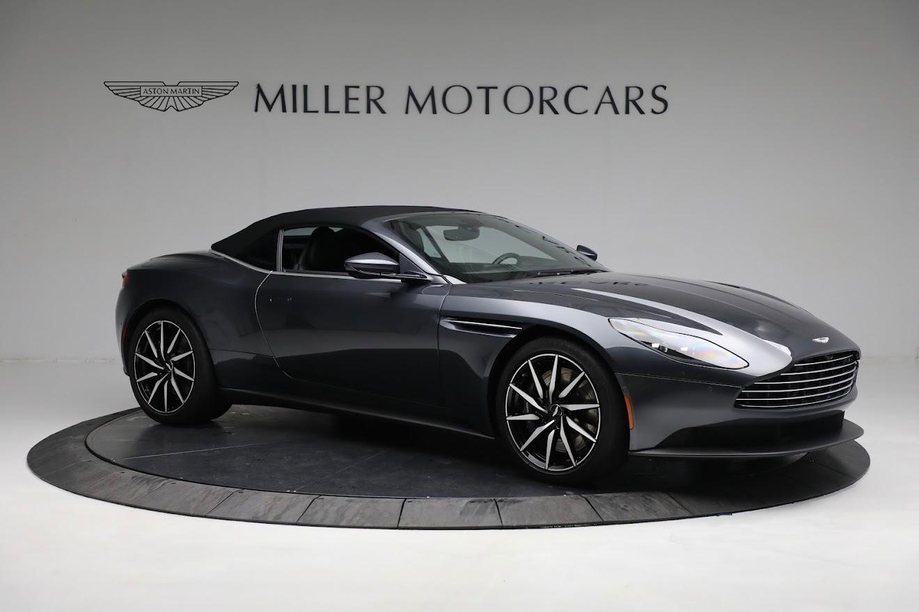 New 2019 Aston Martin DB11 V8 For Sale In Greenwich, CT. Alfa Romeo of Greenwich, A1383 3400_p18
