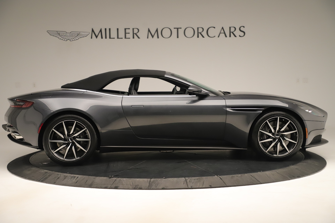 New 2019 Aston Martin DB11 V8 For Sale In Greenwich, CT. Alfa Romeo of Greenwich, A1383 3400_p21