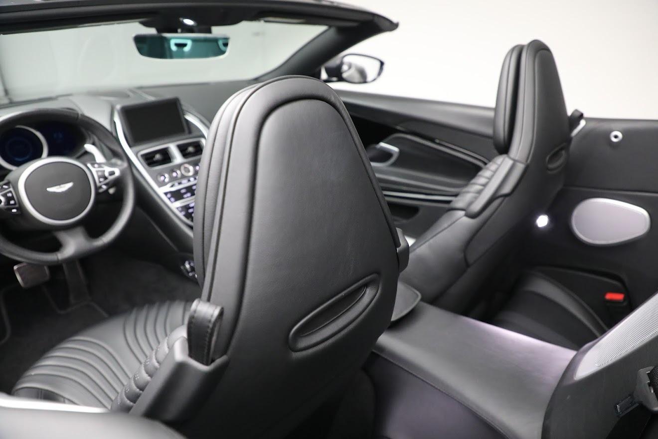 New 2019 Aston Martin DB11 V8 For Sale In Greenwich, CT. Alfa Romeo of Greenwich, A1383 3400_p26