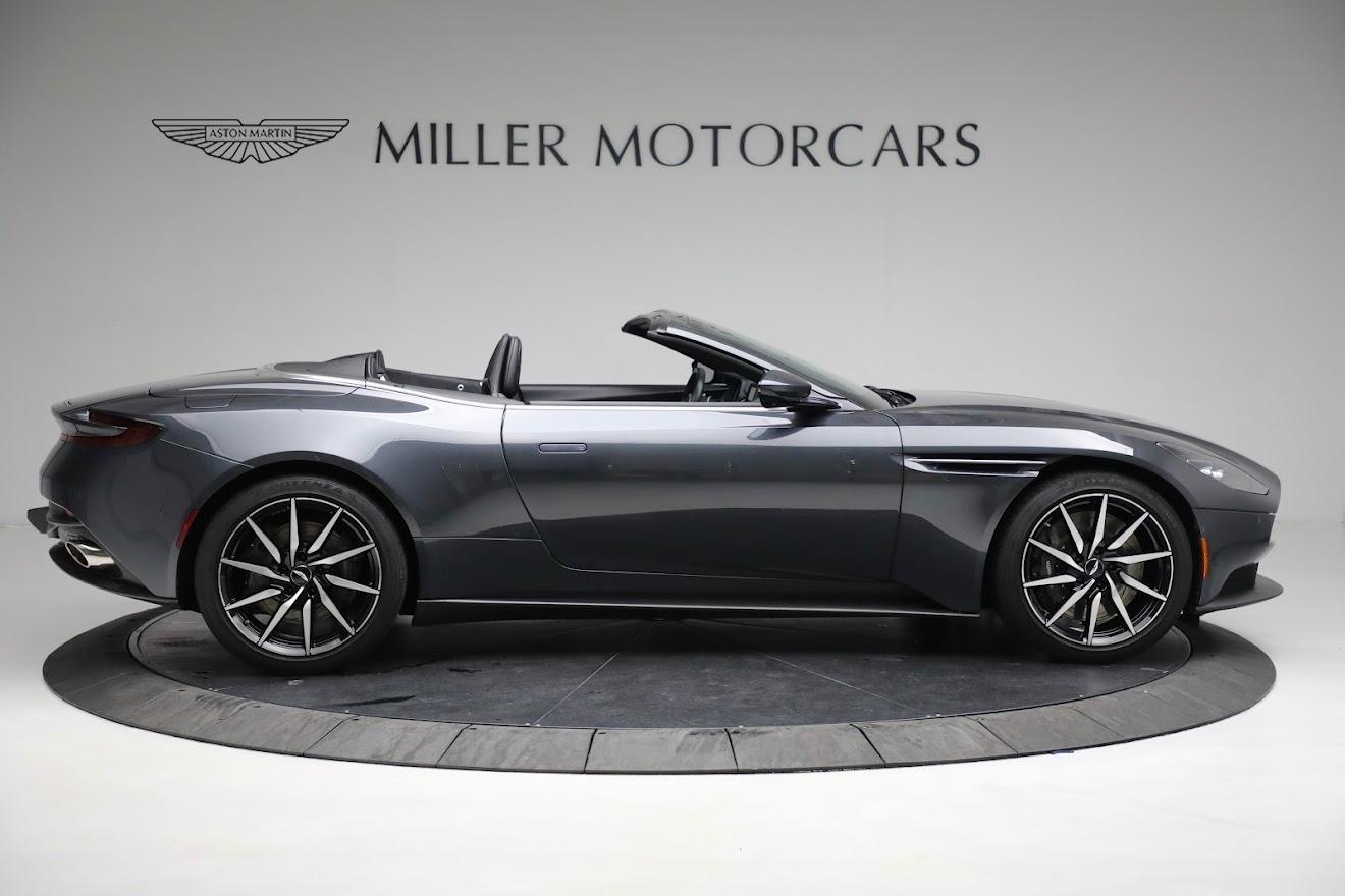 New 2019 Aston Martin DB11 V8 For Sale In Greenwich, CT. Alfa Romeo of Greenwich, A1383 3400_p8