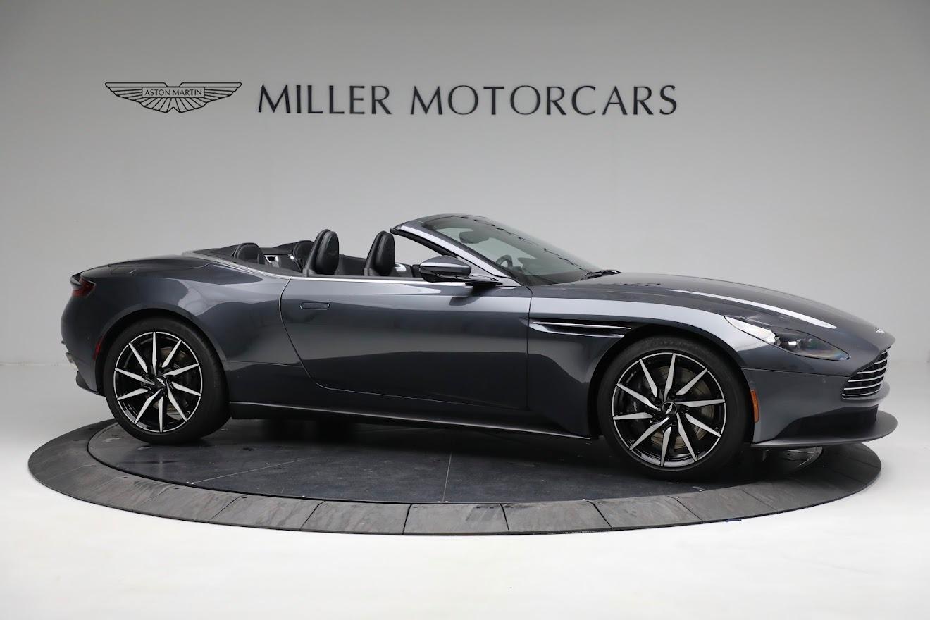 New 2019 Aston Martin DB11 V8 For Sale In Greenwich, CT. Alfa Romeo of Greenwich, A1383 3400_p9