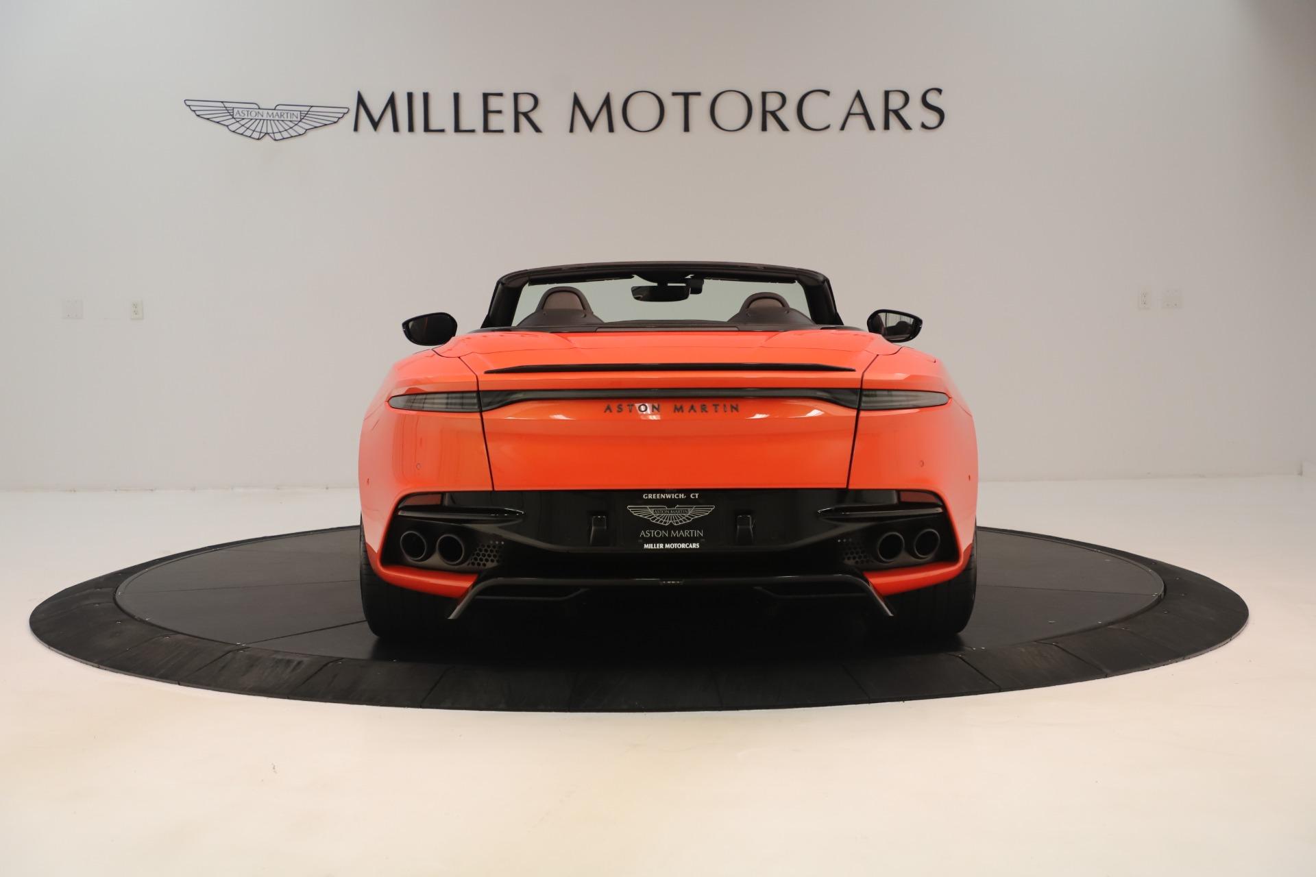 New 2020 Aston Martin DBS Superleggera For Sale In Greenwich, CT. Alfa Romeo of Greenwich, AMDBS 3401_p10