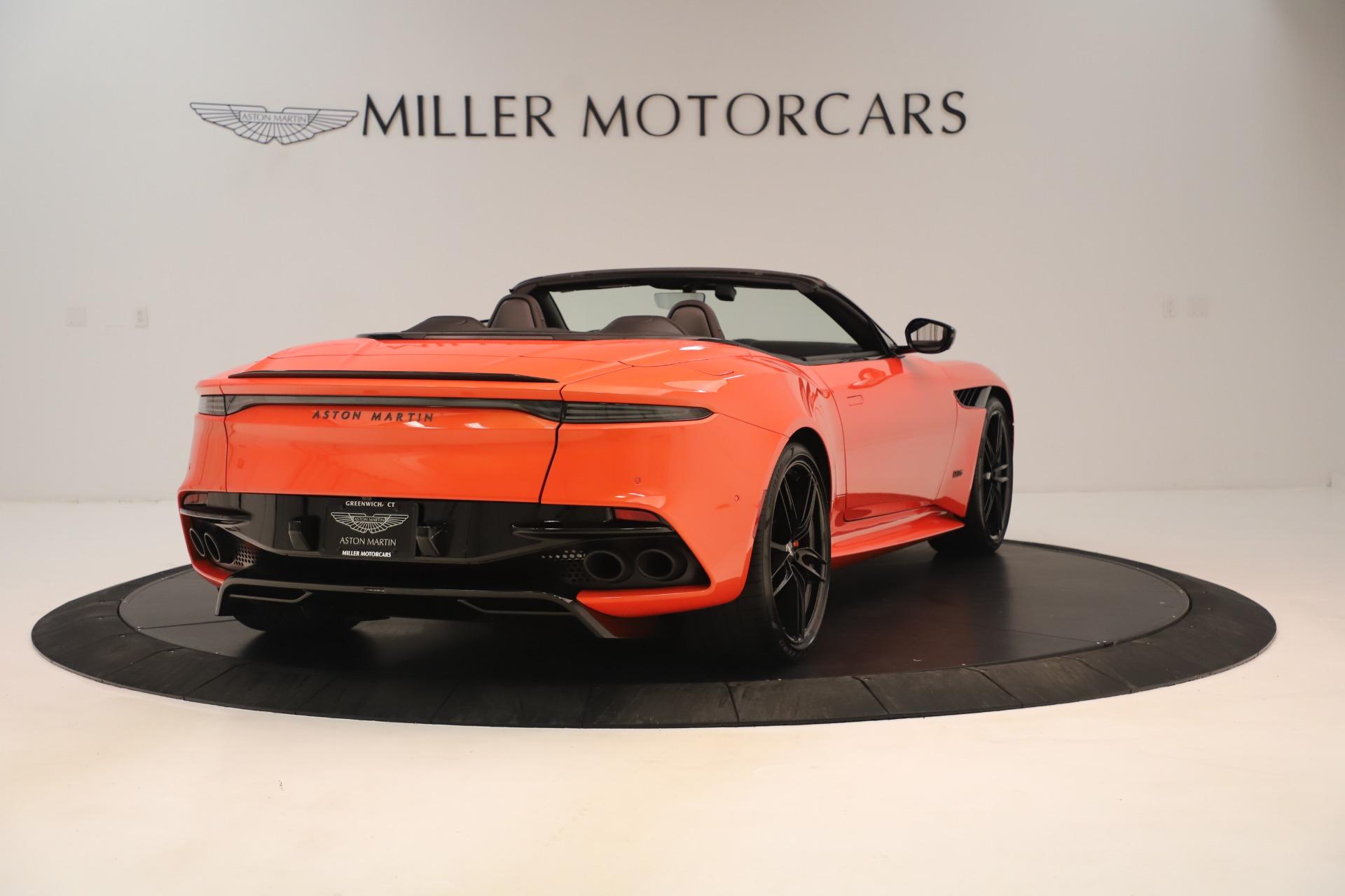 New 2020 Aston Martin DBS Superleggera For Sale In Greenwich, CT. Alfa Romeo of Greenwich, AMDBS 3401_p11