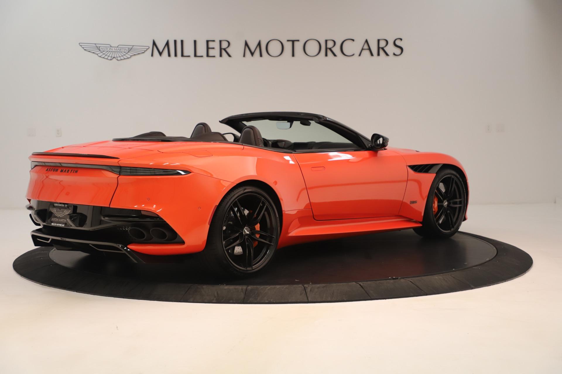 New 2020 Aston Martin DBS Superleggera For Sale In Greenwich, CT. Alfa Romeo of Greenwich, AMDBS 3401_p12