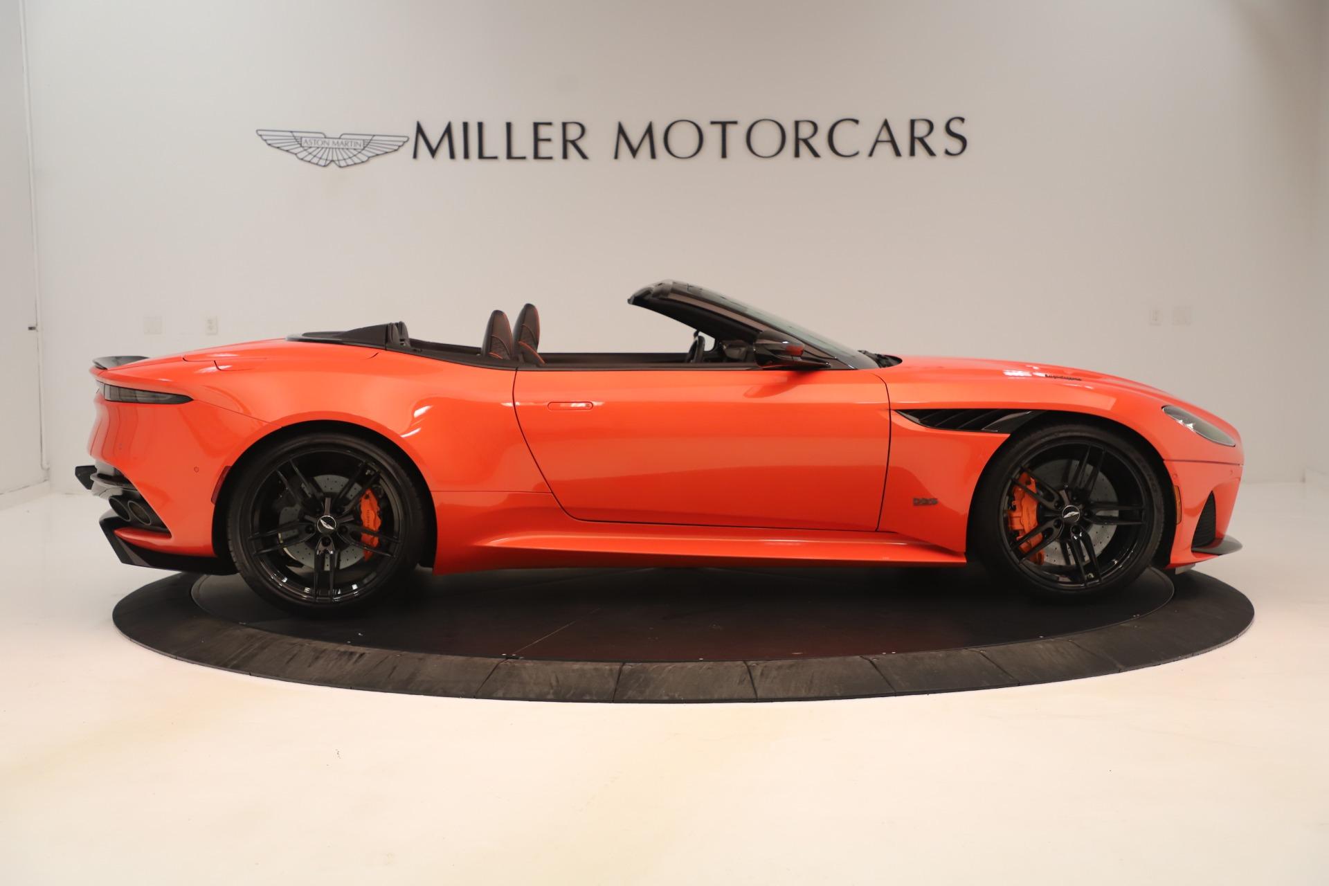 New 2020 Aston Martin DBS Superleggera For Sale In Greenwich, CT. Alfa Romeo of Greenwich, AMDBS 3401_p13
