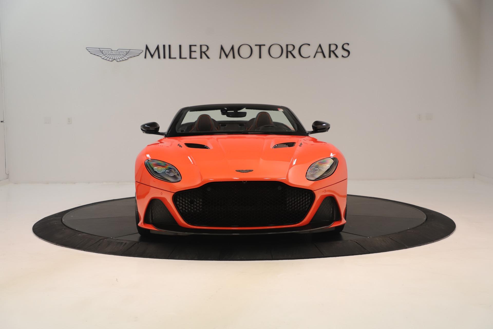 New 2020 Aston Martin DBS Superleggera For Sale In Greenwich, CT. Alfa Romeo of Greenwich, AMDBS 3401_p17
