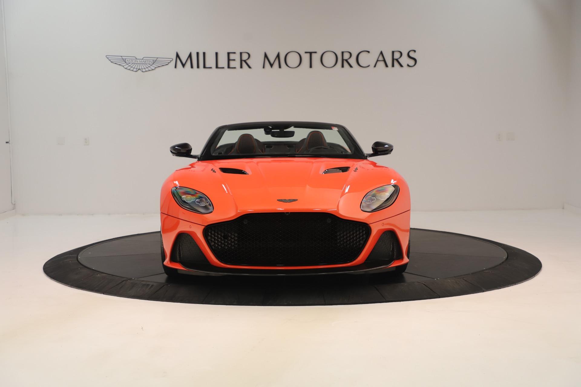 New 2020 Aston Martin DBS Superleggera For Sale In Greenwich, CT. Alfa Romeo of Greenwich, AMDBS 3401_p18