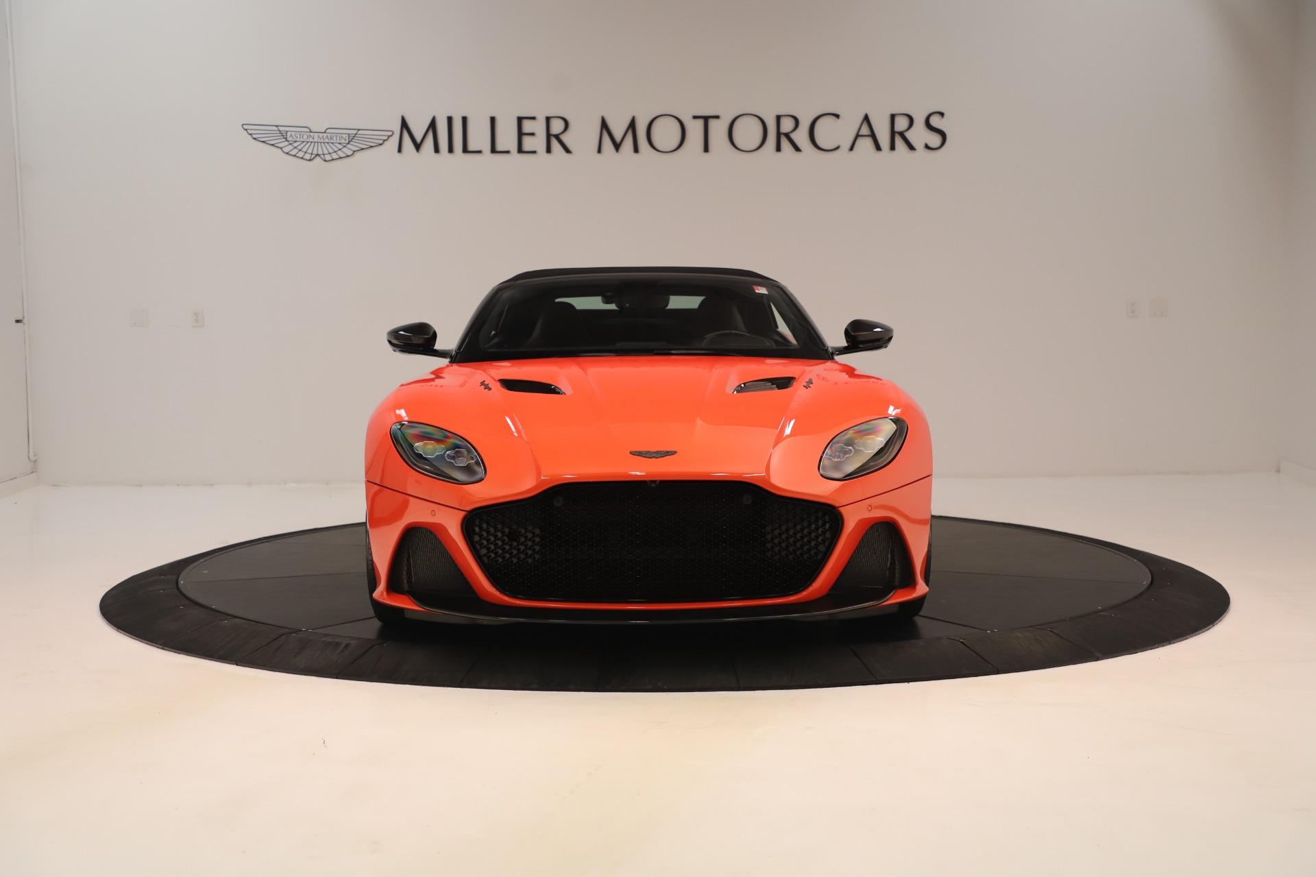New 2020 Aston Martin DBS Superleggera For Sale In Greenwich, CT. Alfa Romeo of Greenwich, AMDBS 3401_p19
