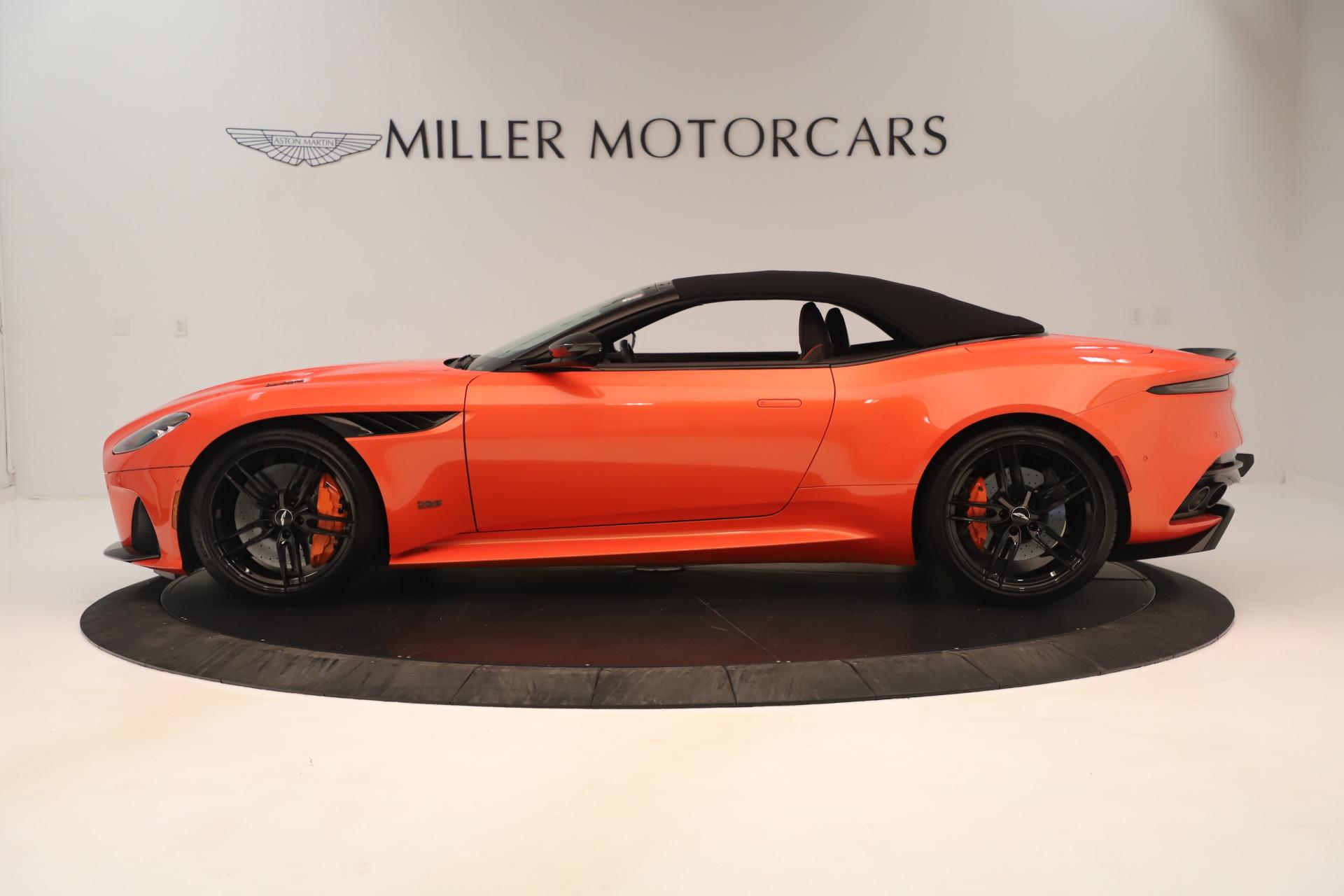 New 2020 Aston Martin DBS Superleggera For Sale In Greenwich, CT. Alfa Romeo of Greenwich, AMDBS 3401_p22