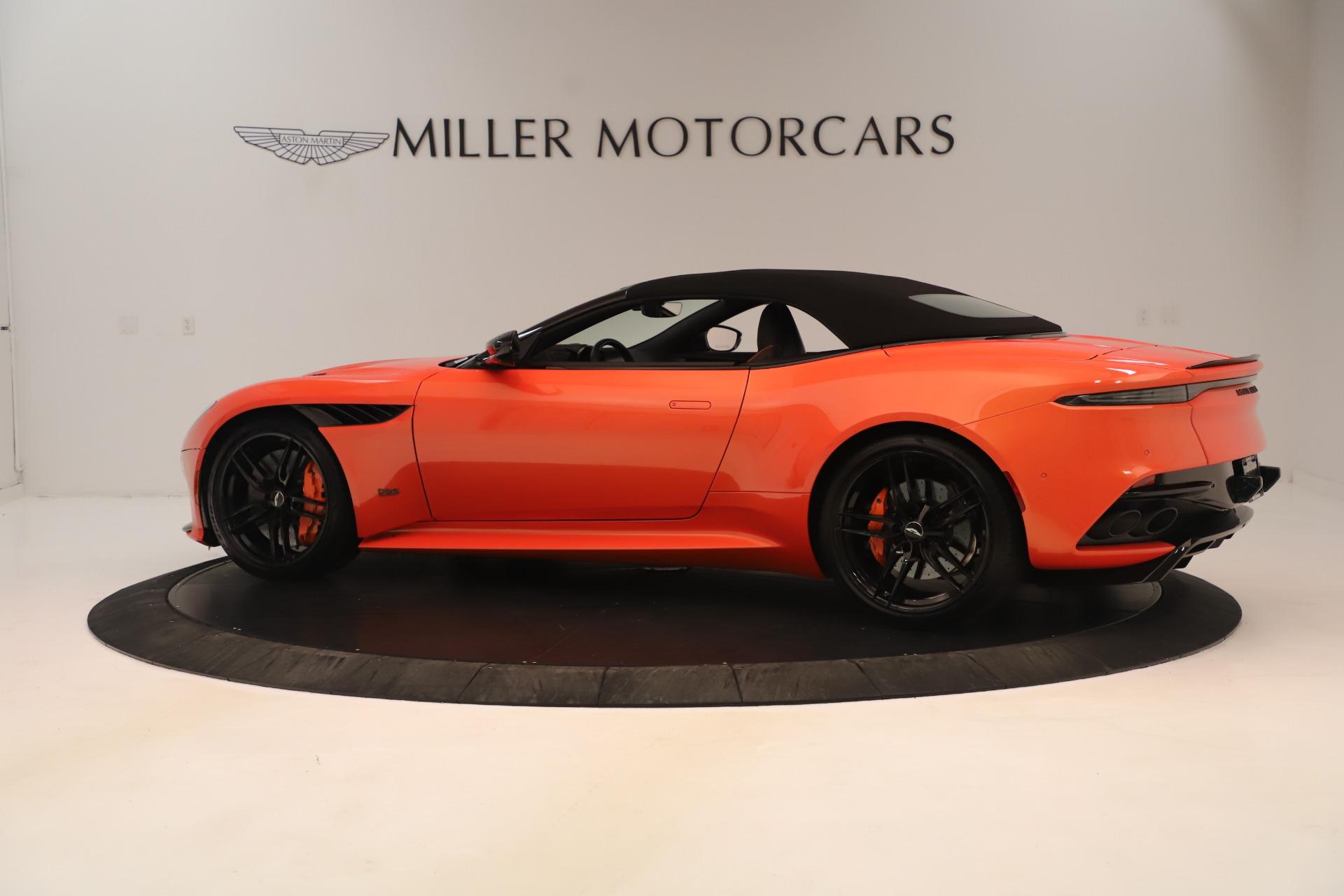 New 2020 Aston Martin DBS Superleggera For Sale In Greenwich, CT. Alfa Romeo of Greenwich, AMDBS 3401_p23