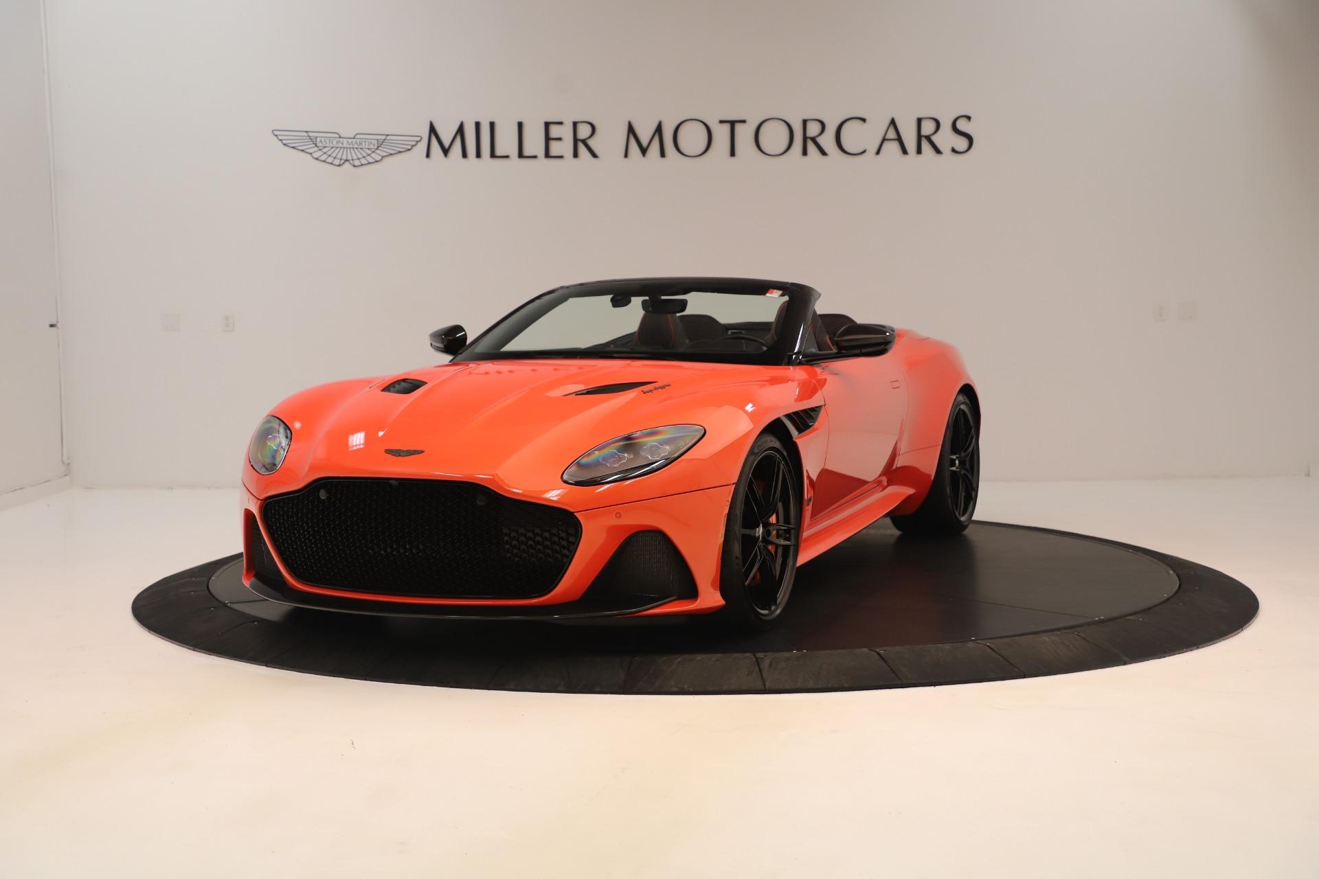 New 2020 Aston Martin DBS Superleggera For Sale In Greenwich, CT. Alfa Romeo of Greenwich, AMDBS 3401_p2