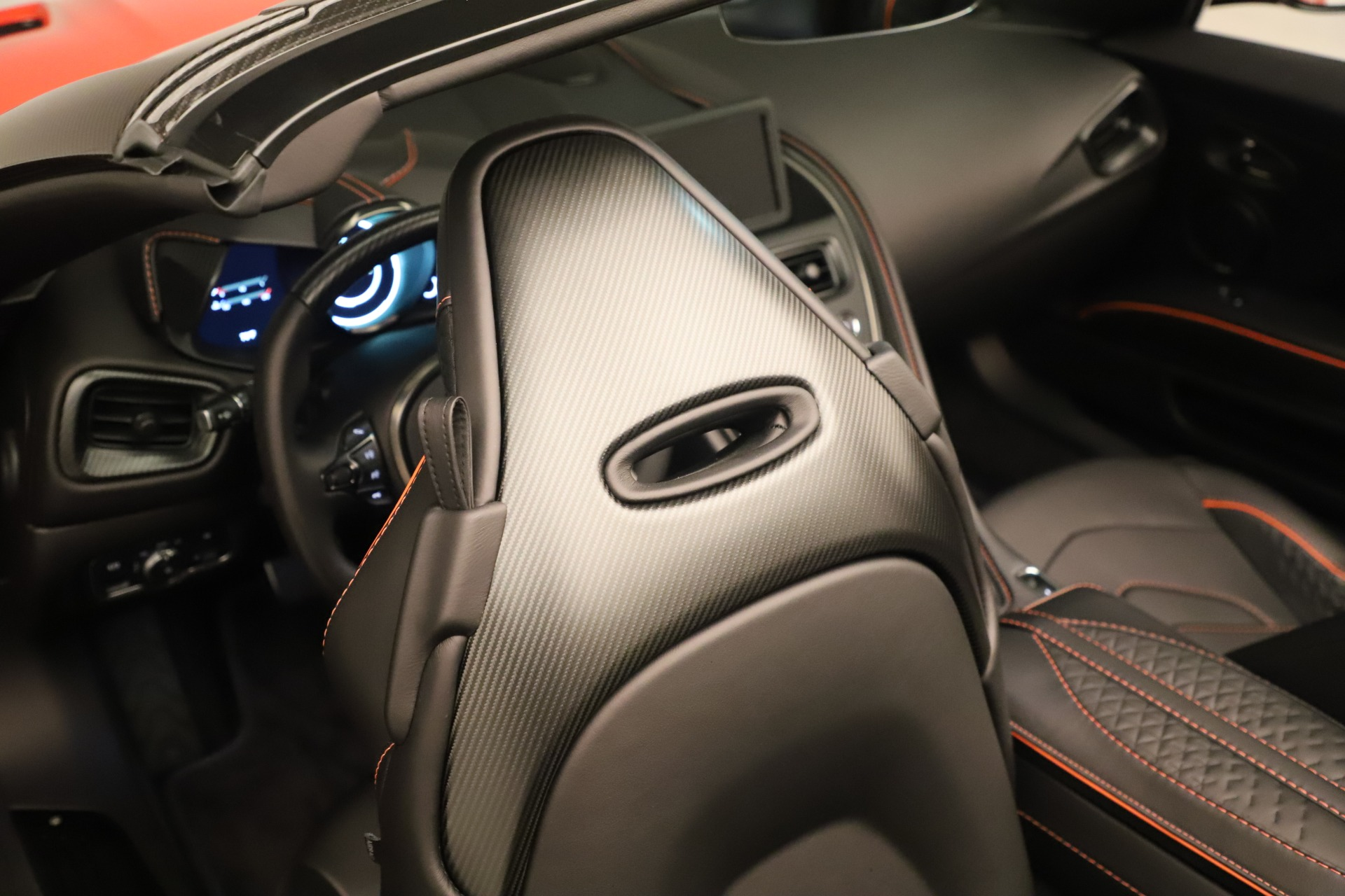 New 2020 Aston Martin DBS Superleggera For Sale In Greenwich, CT. Alfa Romeo of Greenwich, AMDBS 3401_p40