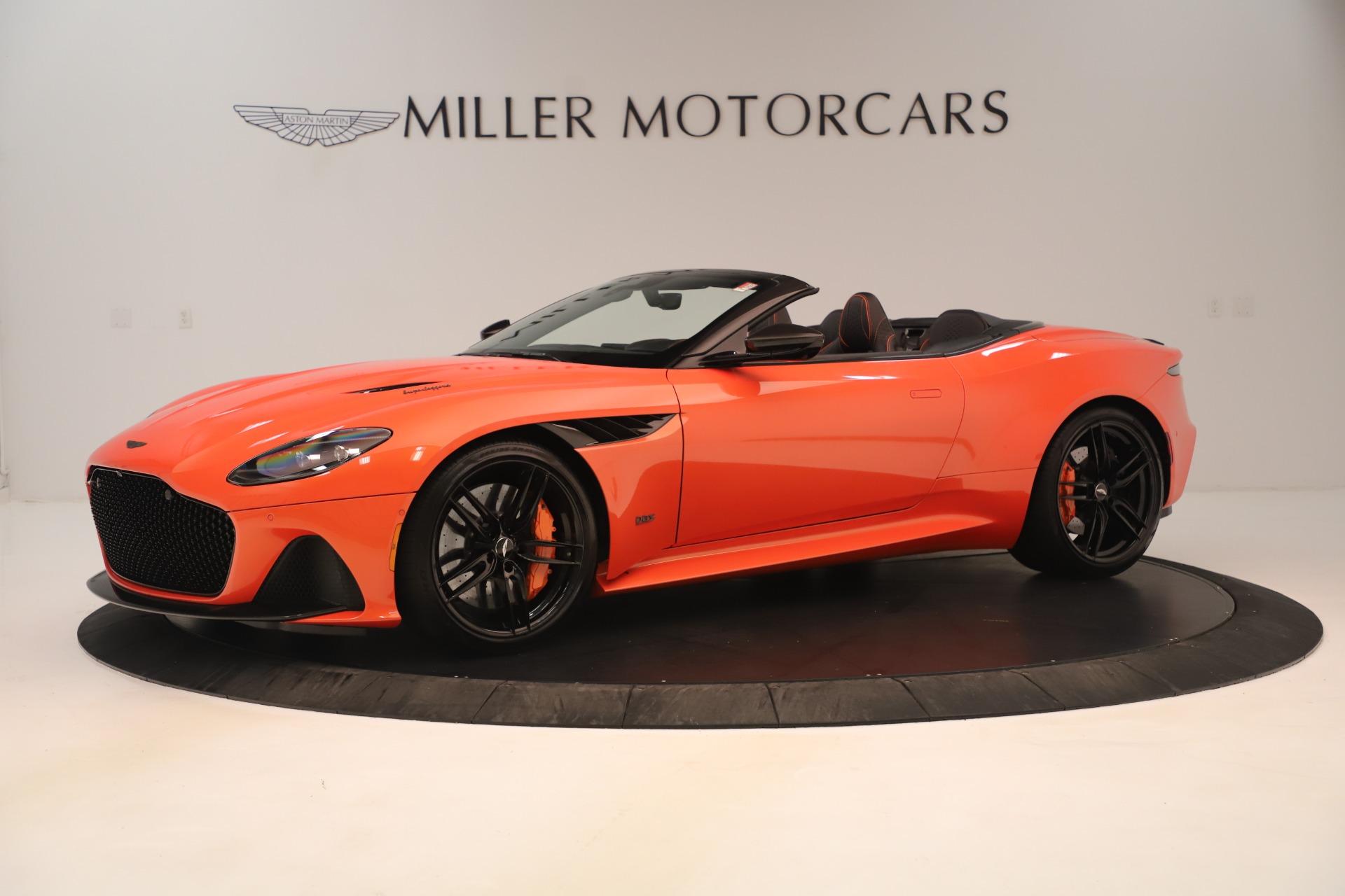 New 2020 Aston Martin DBS Superleggera For Sale In Greenwich, CT. Alfa Romeo of Greenwich, AMDBS 3401_p4