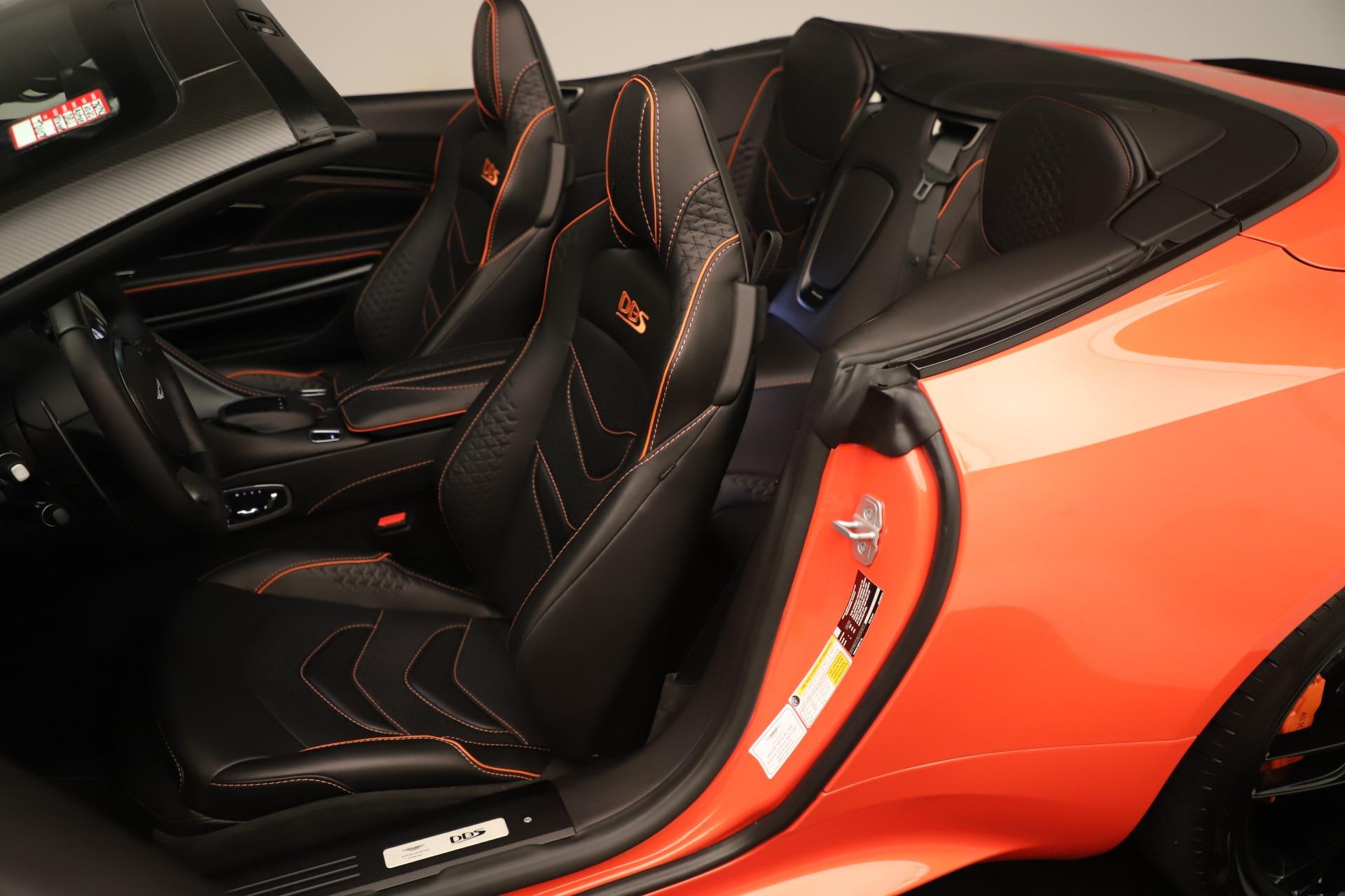 New 2020 Aston Martin DBS Superleggera For Sale In Greenwich, CT. Alfa Romeo of Greenwich, AMDBS 3401_p50