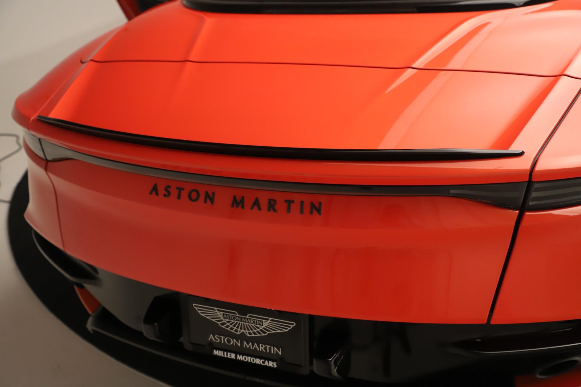 New 2020 Aston Martin DBS Superleggera For Sale In Greenwich, CT. Alfa Romeo of Greenwich, AMDBS 3401_p52