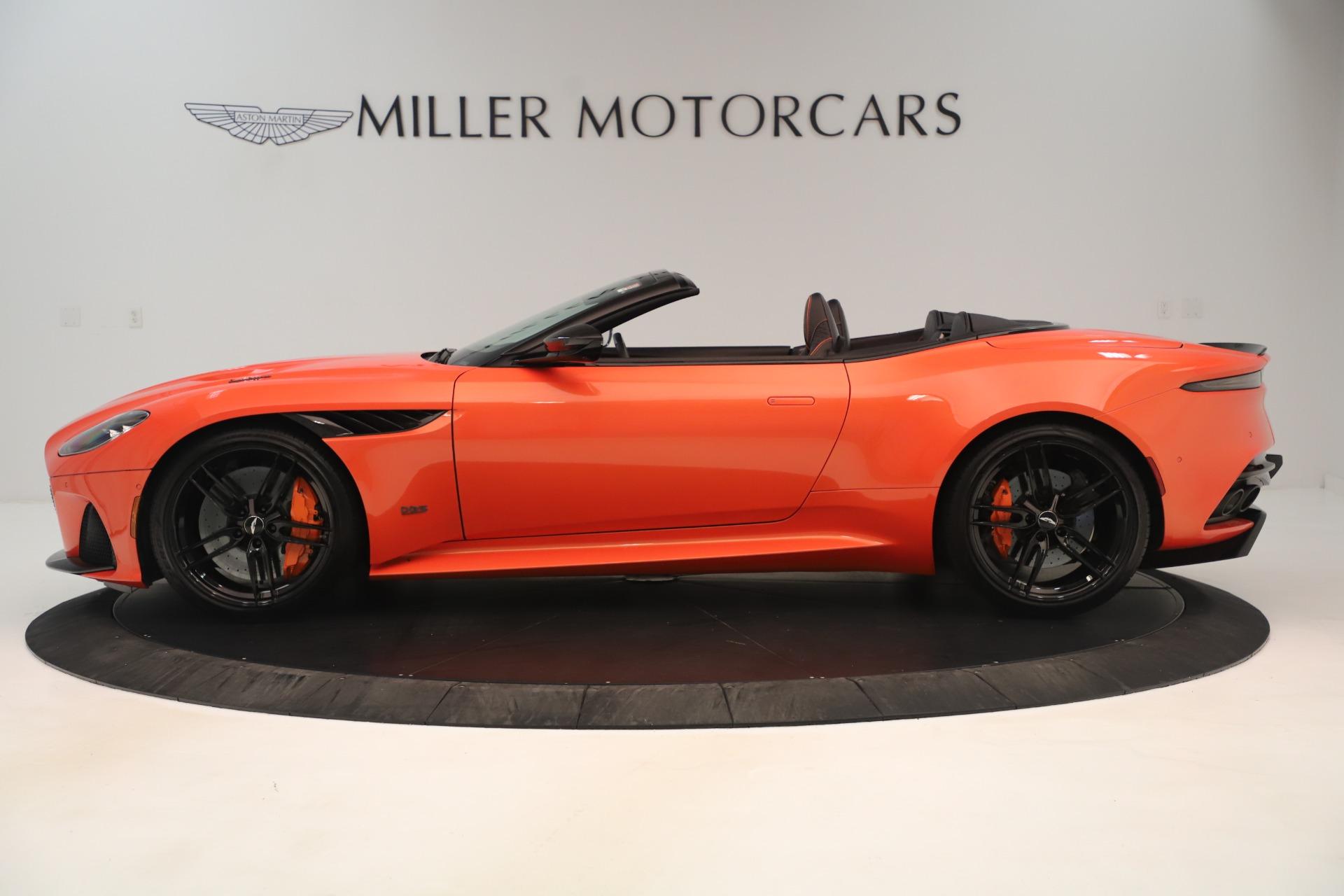 New 2020 Aston Martin DBS Superleggera For Sale In Greenwich, CT. Alfa Romeo of Greenwich, AMDBS 3401_p6