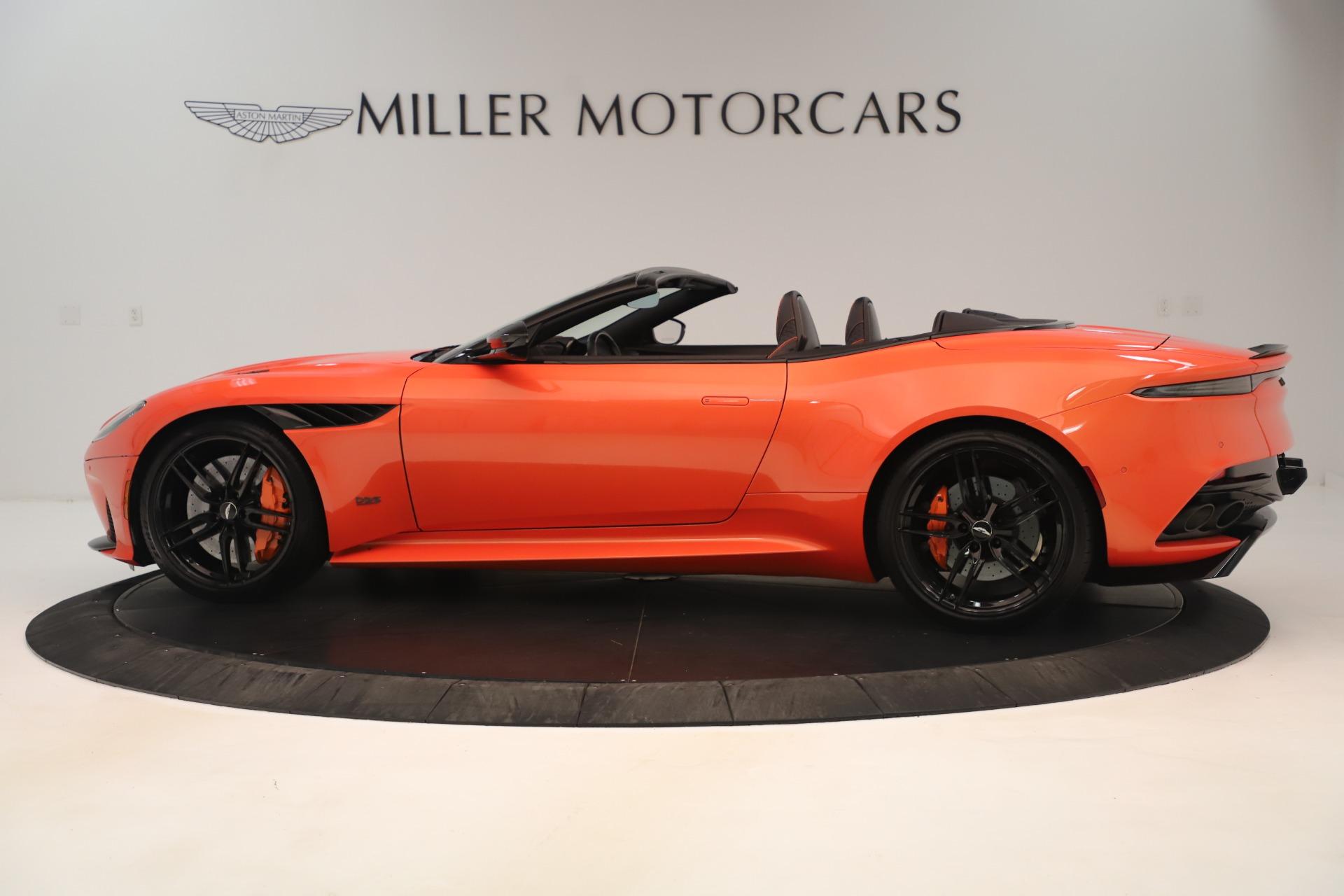 New 2020 Aston Martin DBS Superleggera For Sale In Greenwich, CT. Alfa Romeo of Greenwich, AMDBS 3401_p7