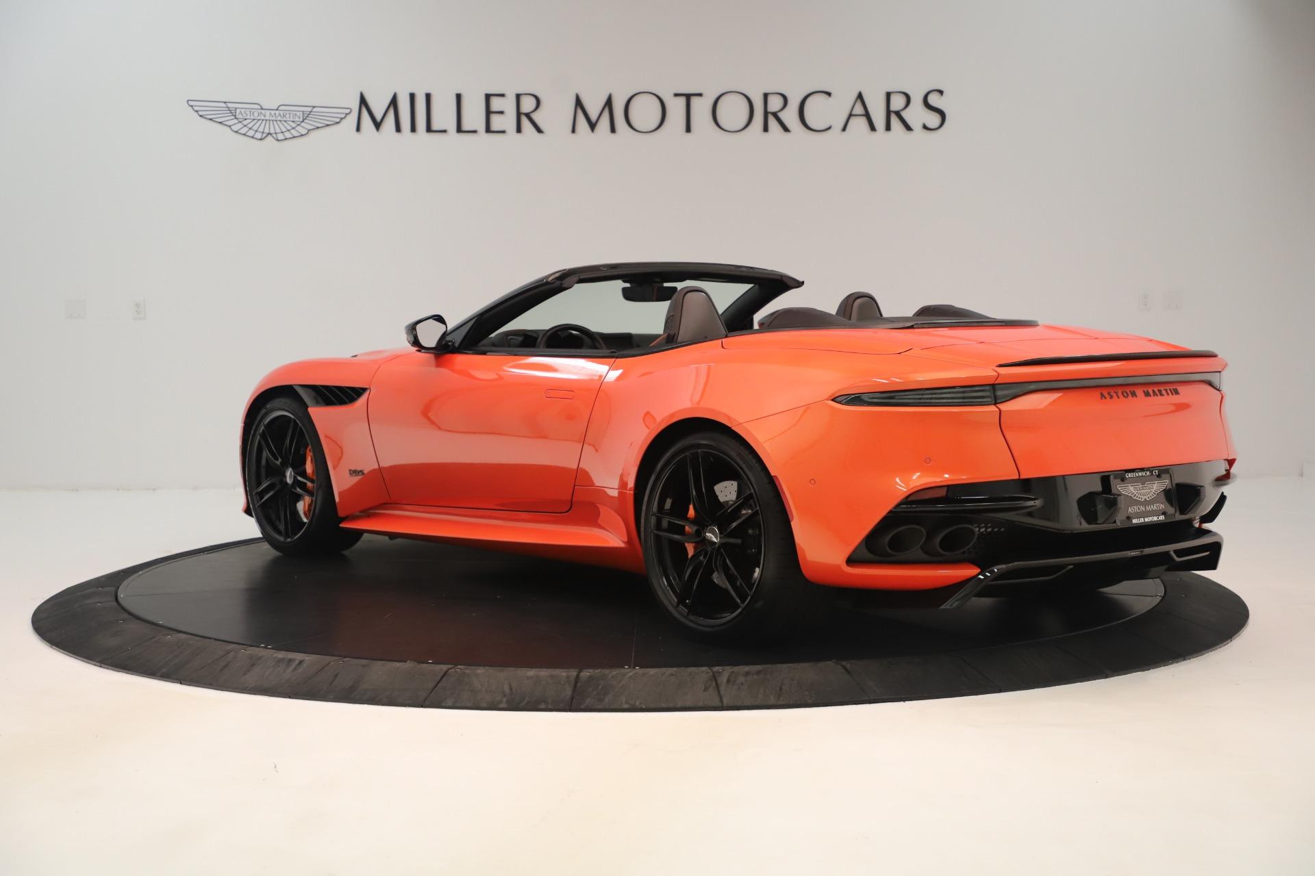 New 2020 Aston Martin DBS Superleggera For Sale In Greenwich, CT. Alfa Romeo of Greenwich, AMDBS 3401_p9