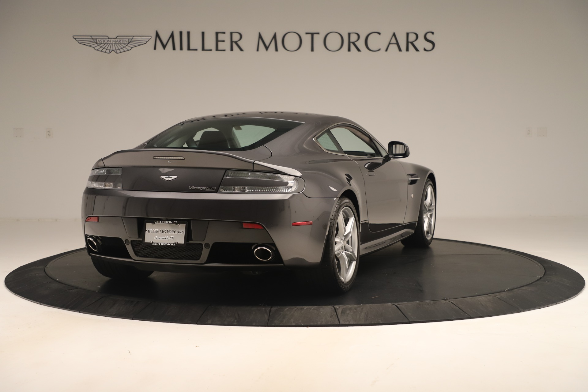 Used 2016 Aston Martin V8 Vantage S For Sale In Greenwich, CT. Alfa Romeo of Greenwich, 7625 3402_p6