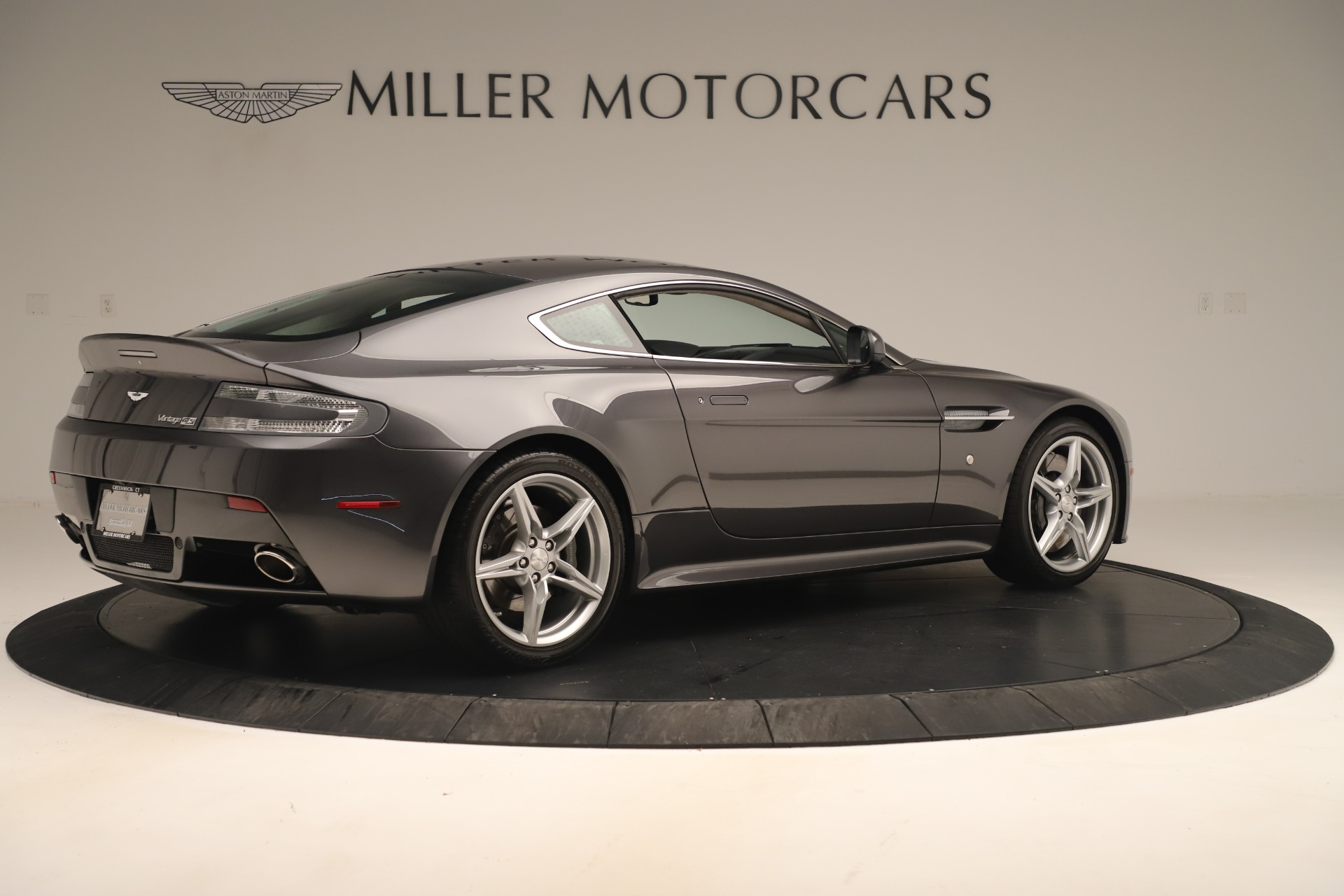 Used 2016 Aston Martin V8 Vantage S For Sale In Greenwich, CT. Alfa Romeo of Greenwich, 7625 3402_p7
