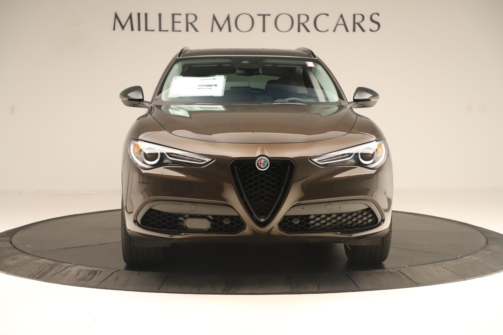 New 2019 Alfa Romeo Stelvio Ti Q4 For Sale In Greenwich, CT. Alfa Romeo of Greenwich, L661 3403_p12