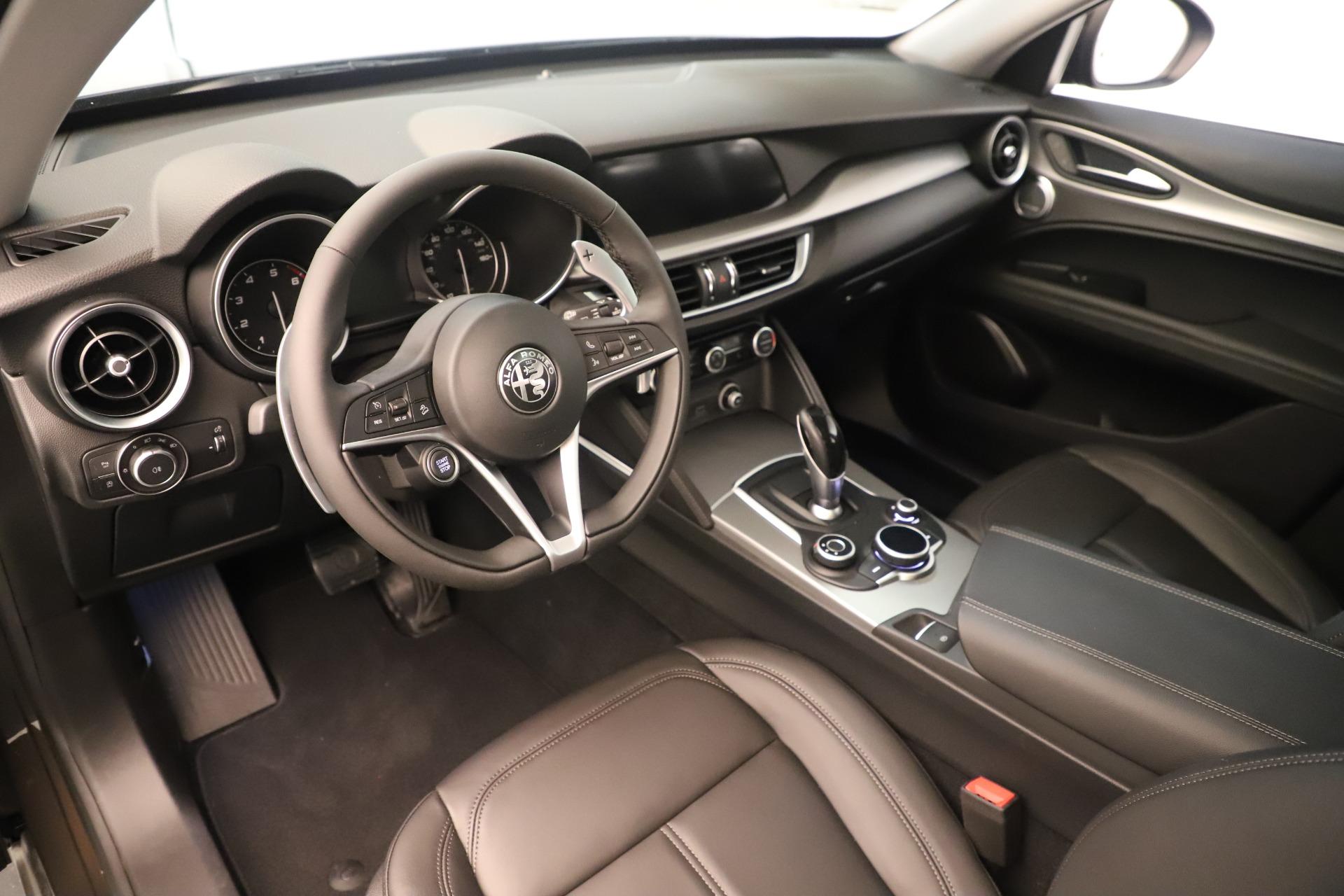 New 2019 Alfa Romeo Stelvio Ti Q4 For Sale In Greenwich, CT. Alfa Romeo of Greenwich, L661 3403_p13