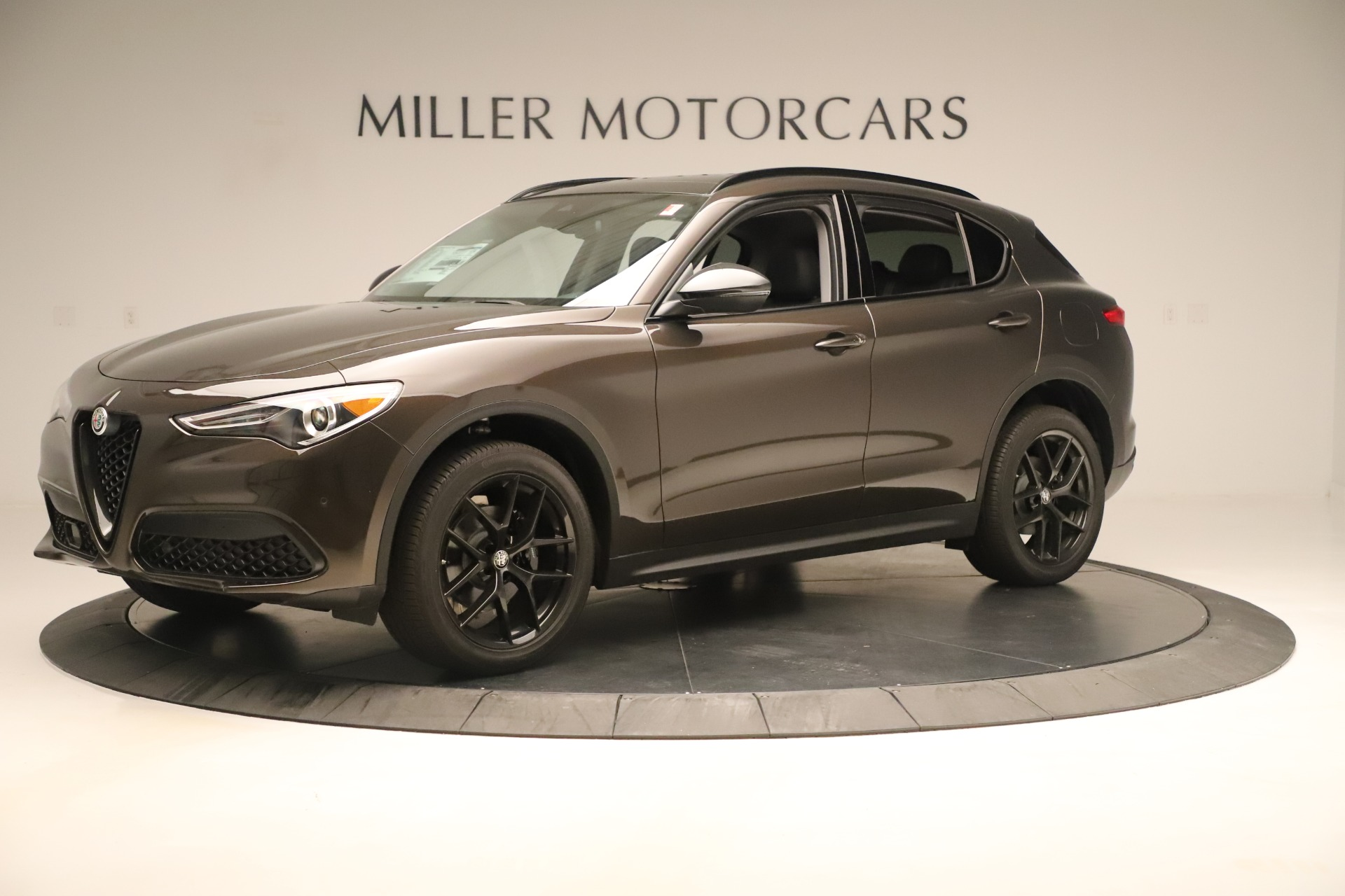 New 2019 Alfa Romeo Stelvio Ti Q4 For Sale In Greenwich, CT. Alfa Romeo of Greenwich, L661 3403_p2