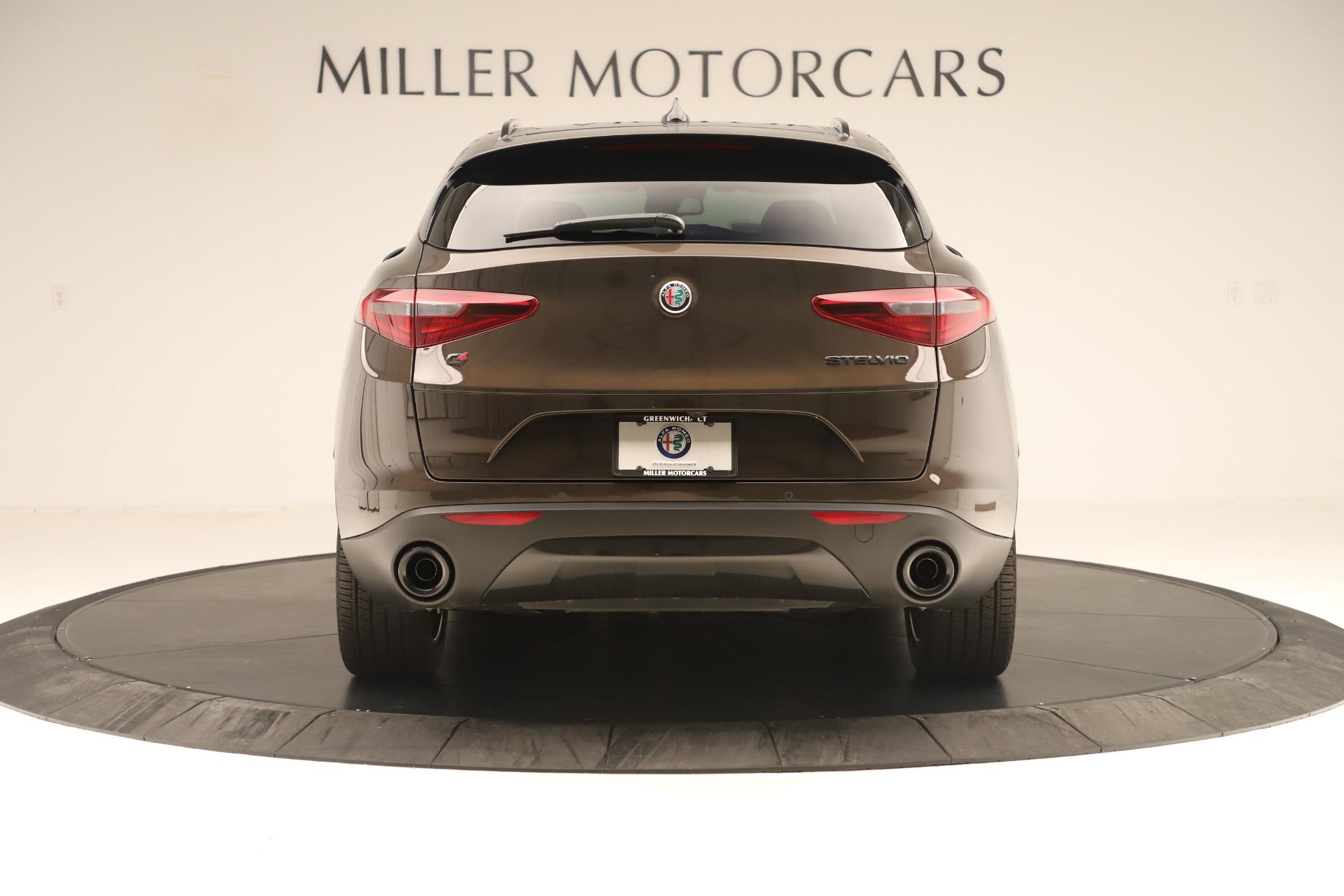New 2019 Alfa Romeo Stelvio Ti Q4 For Sale In Greenwich, CT. Alfa Romeo of Greenwich, L661 3403_p6