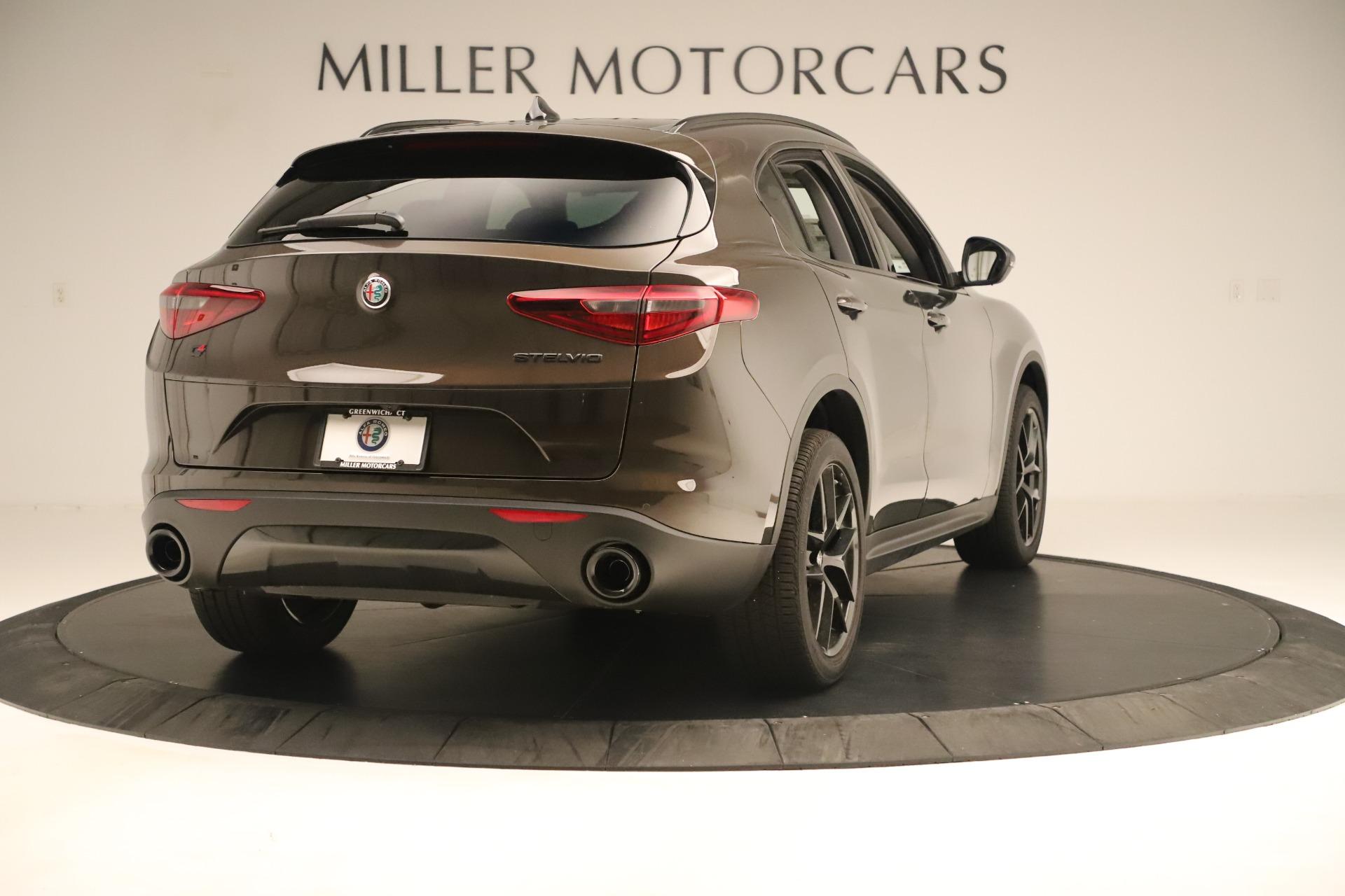 New 2019 Alfa Romeo Stelvio Ti Q4 For Sale In Greenwich, CT. Alfa Romeo of Greenwich, L661 3403_p7