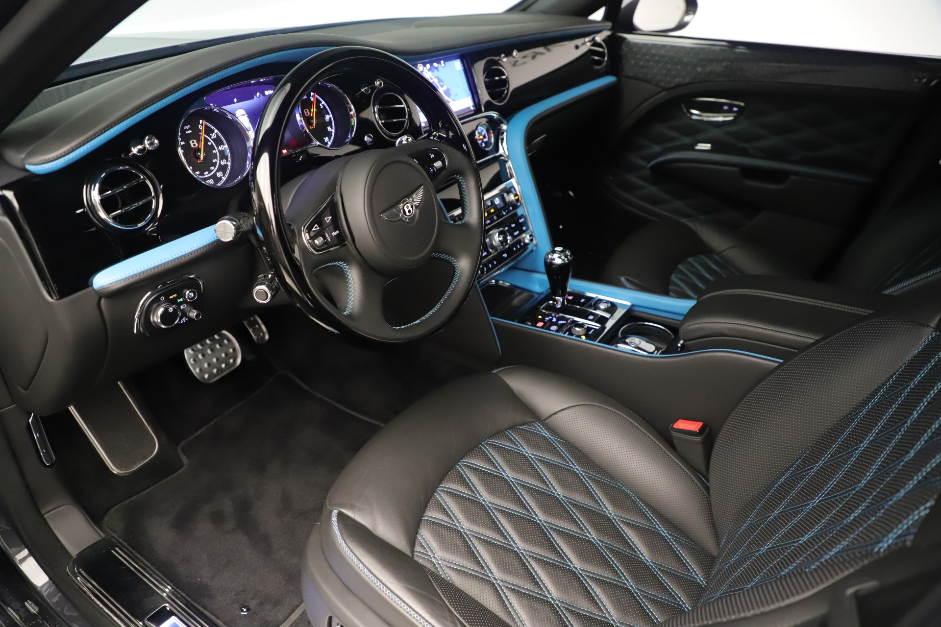 Used 2018 Bentley Mulsanne Speed Design Series For Sale In Greenwich, CT. Alfa Romeo of Greenwich, 7624 3405_p18