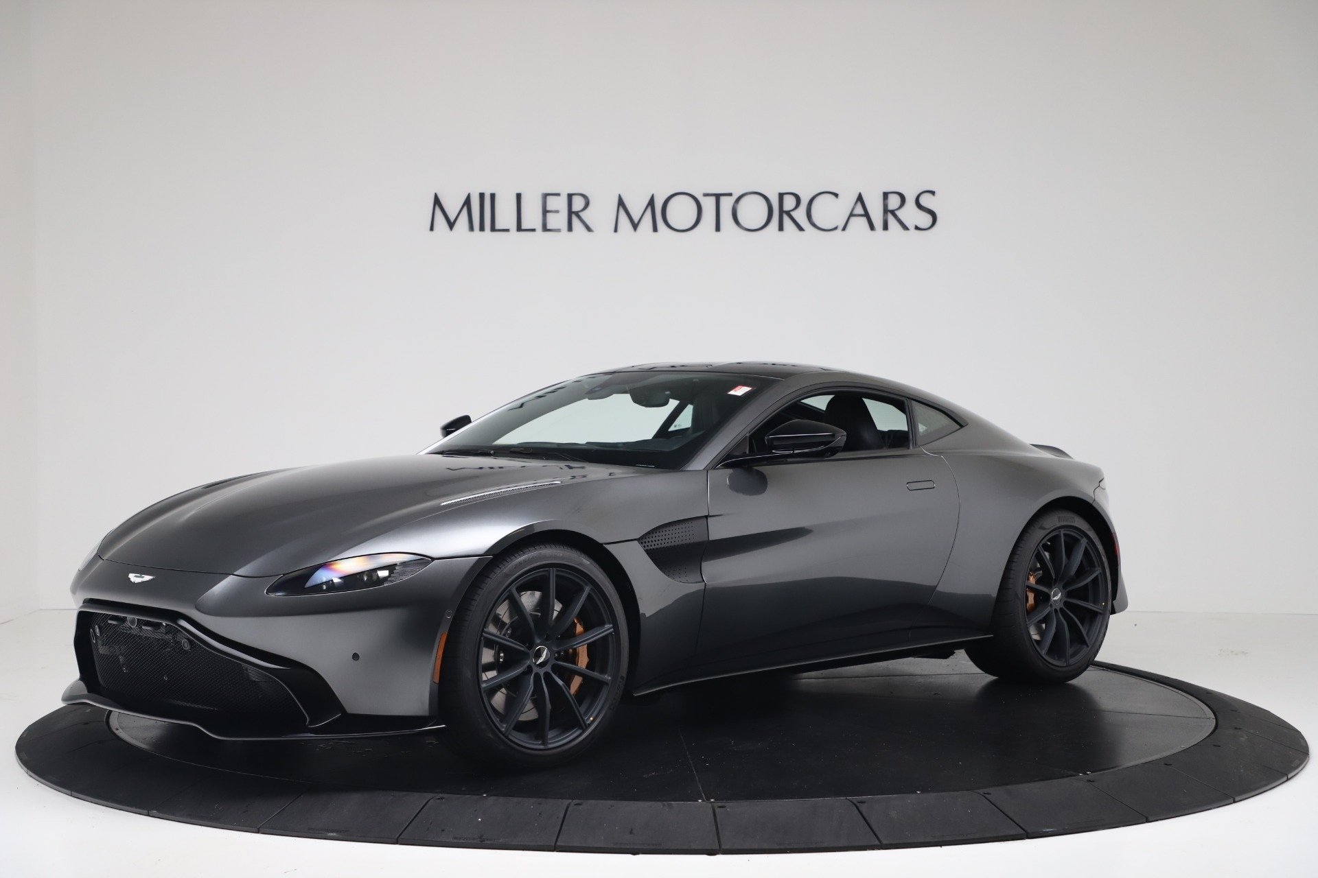 New 2020 Aston Martin Vantage V8 For Sale In Greenwich, CT. Alfa Romeo of Greenwich, A1399