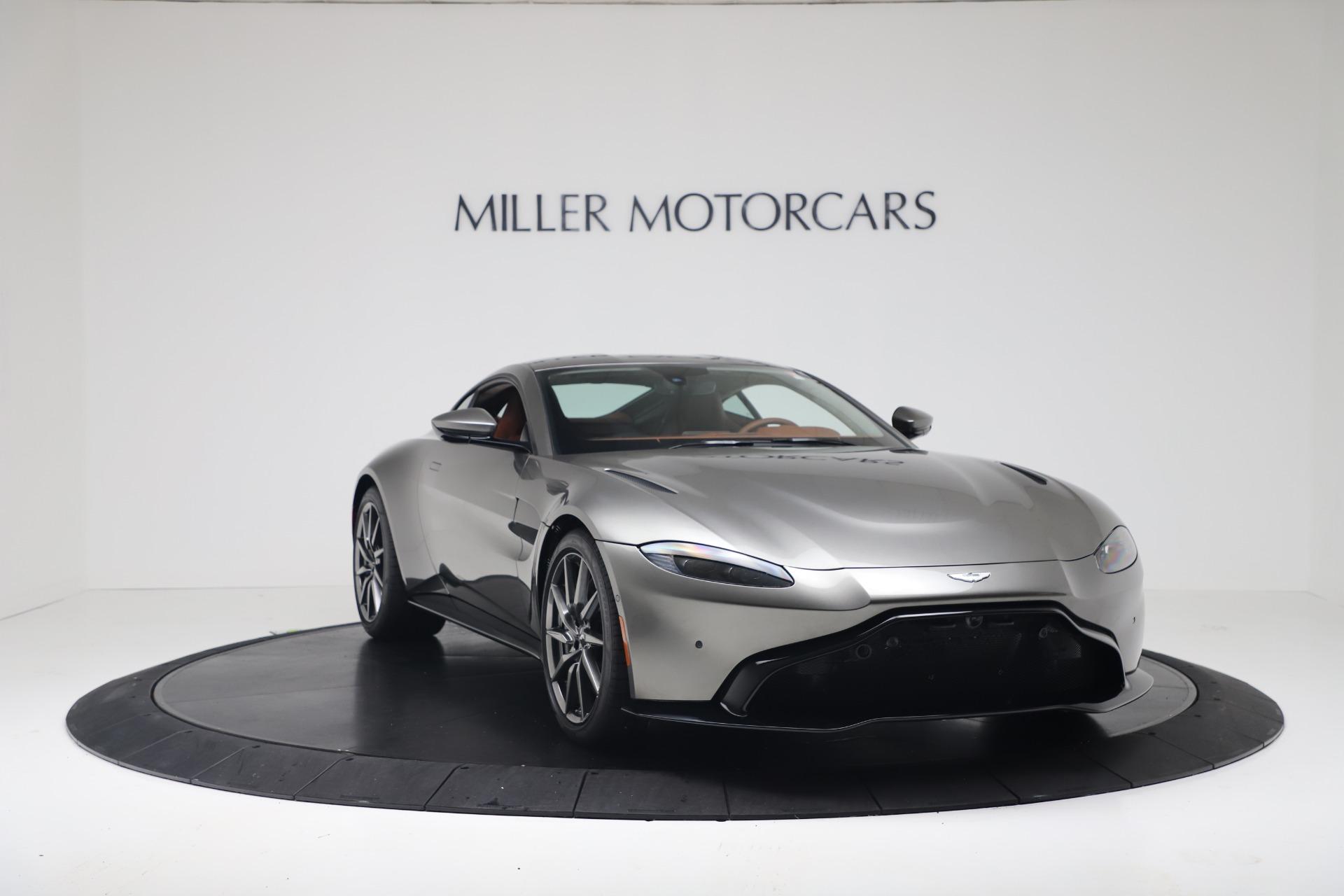 New 2020 Aston Martin Vantage  For Sale In Greenwich, CT. Alfa Romeo of Greenwich, A1403 3409_p12
