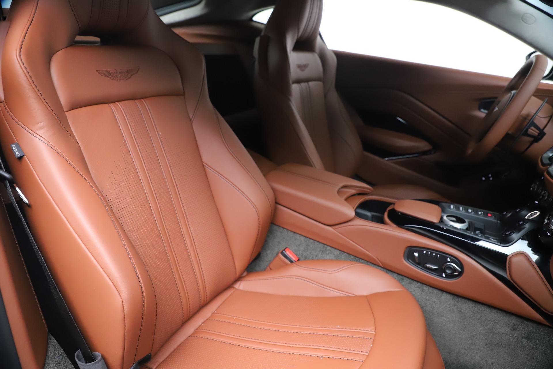 New 2020 Aston Martin Vantage  For Sale In Greenwich, CT. Alfa Romeo of Greenwich, A1403 3409_p19