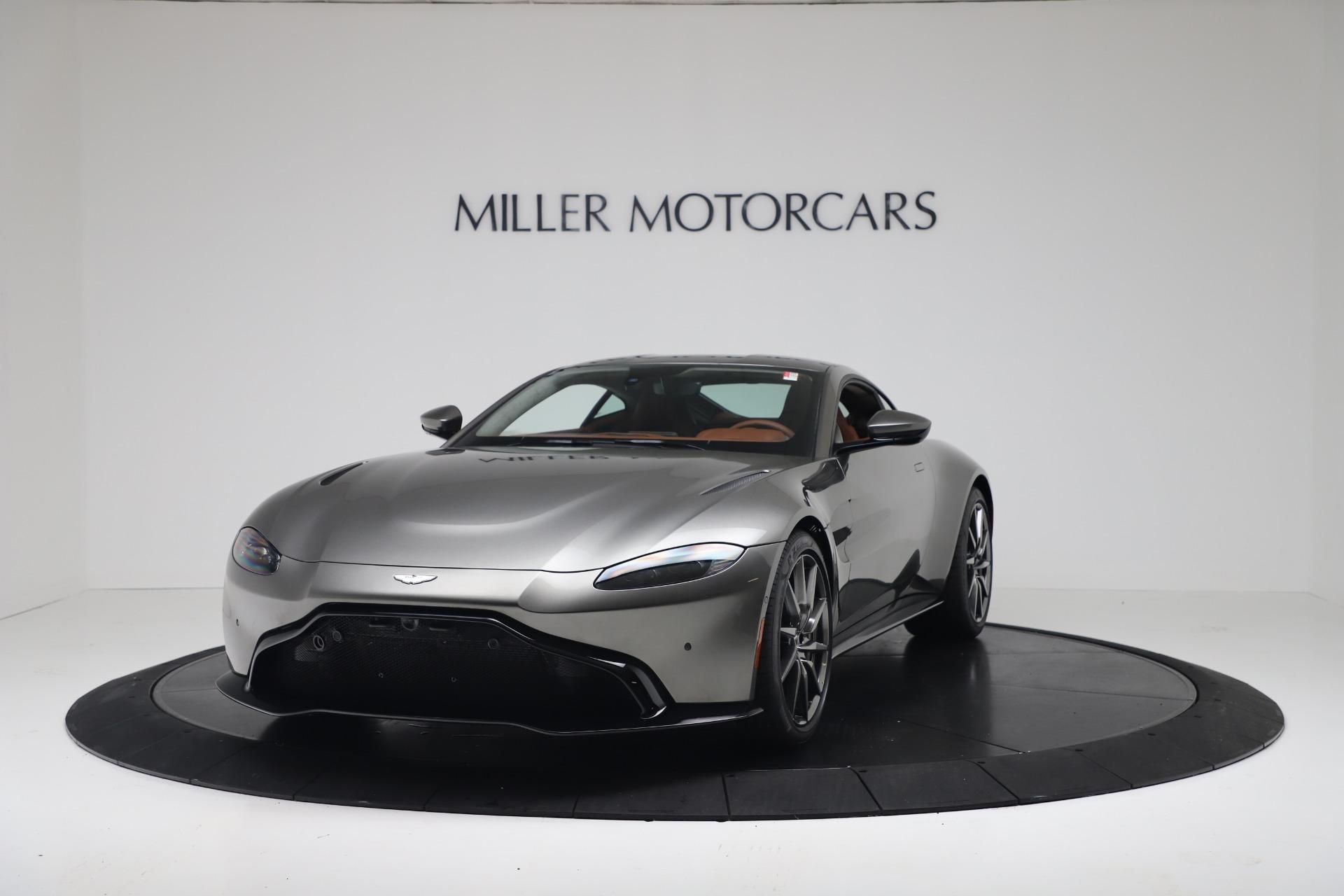 New 2020 Aston Martin Vantage  For Sale In Greenwich, CT. Alfa Romeo of Greenwich, A1403 3409_p3
