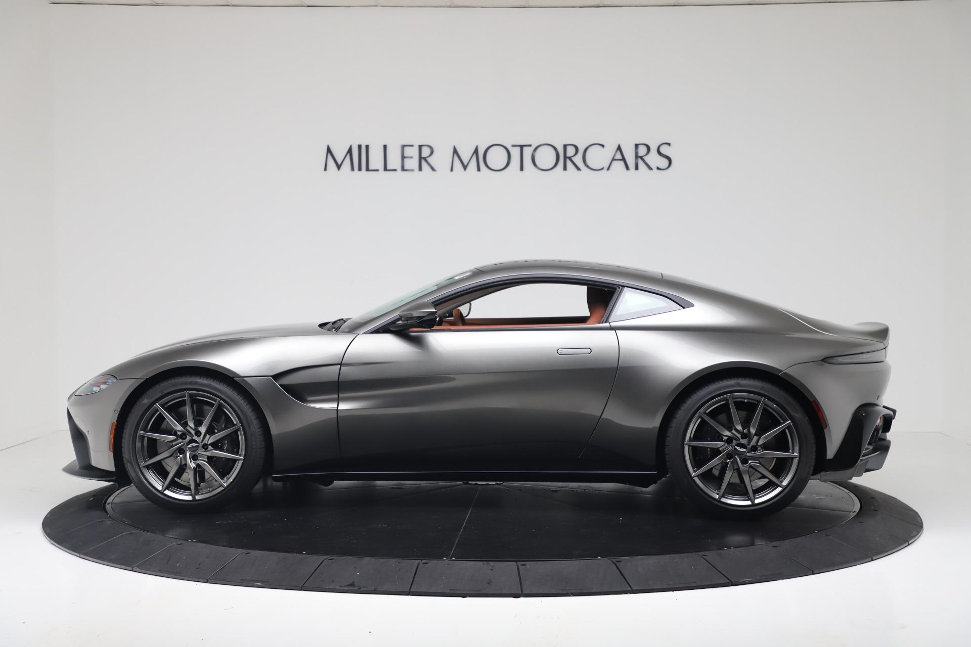 New 2020 Aston Martin Vantage  For Sale In Greenwich, CT. Alfa Romeo of Greenwich, A1403 3409_p4
