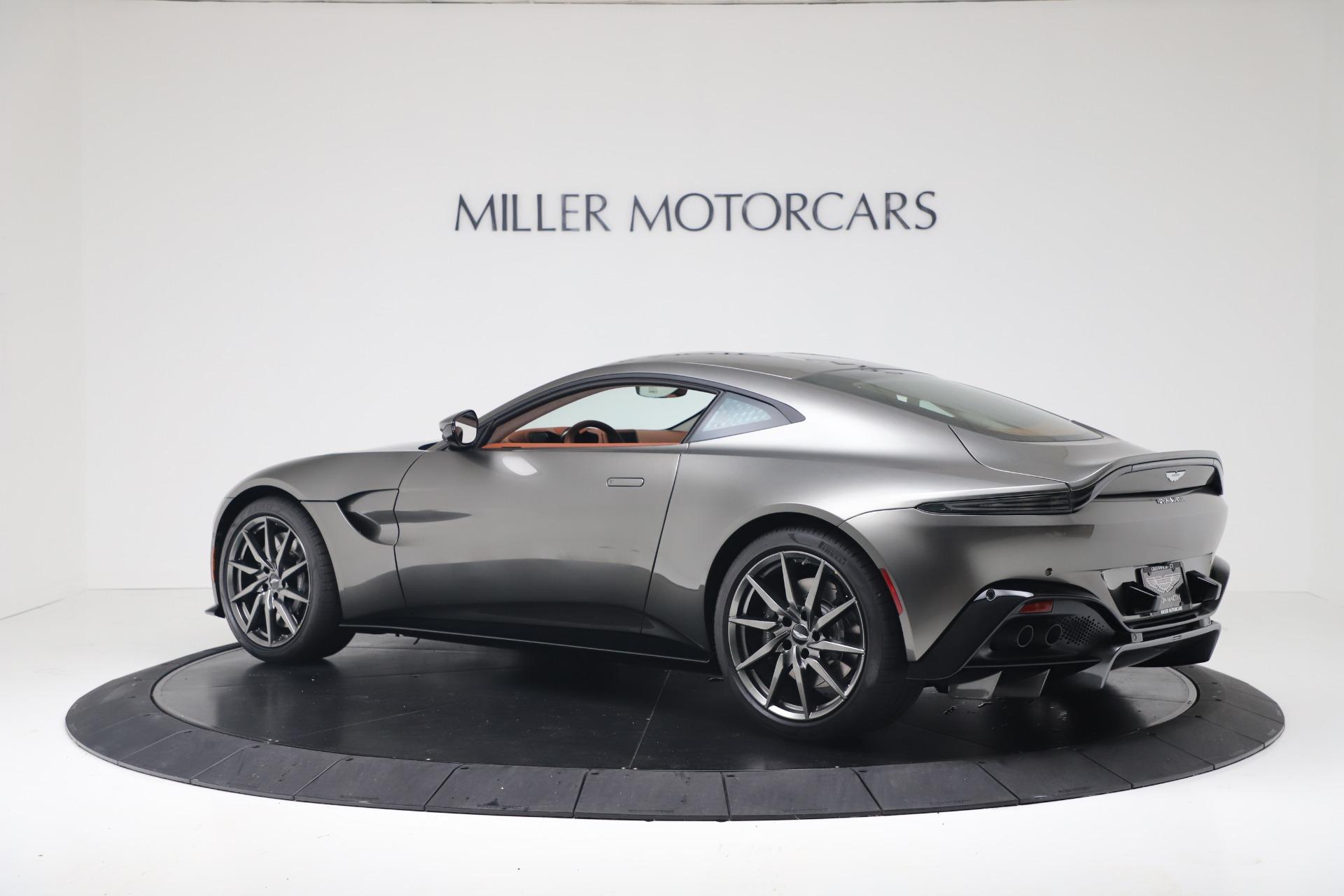New 2020 Aston Martin Vantage  For Sale In Greenwich, CT. Alfa Romeo of Greenwich, A1403 3409_p5