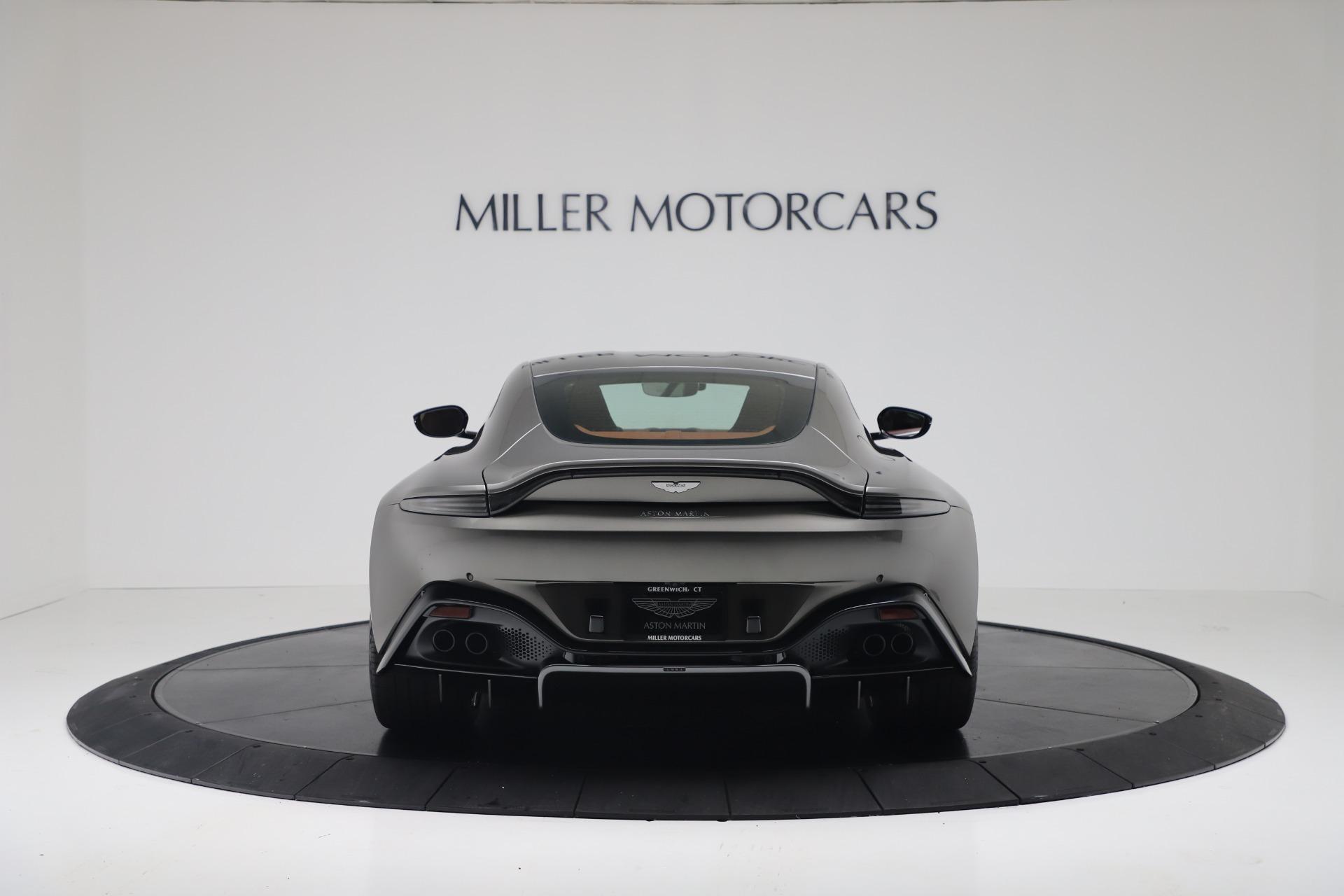 New 2020 Aston Martin Vantage  For Sale In Greenwich, CT. Alfa Romeo of Greenwich, A1403 3409_p7