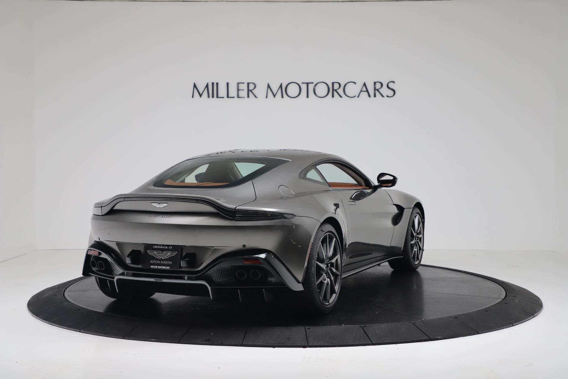 New 2020 Aston Martin Vantage  For Sale In Greenwich, CT. Alfa Romeo of Greenwich, A1403 3409_p8