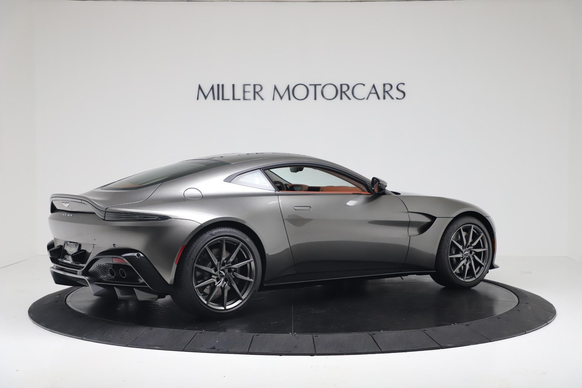 New 2020 Aston Martin Vantage  For Sale In Greenwich, CT. Alfa Romeo of Greenwich, A1403 3409_p9
