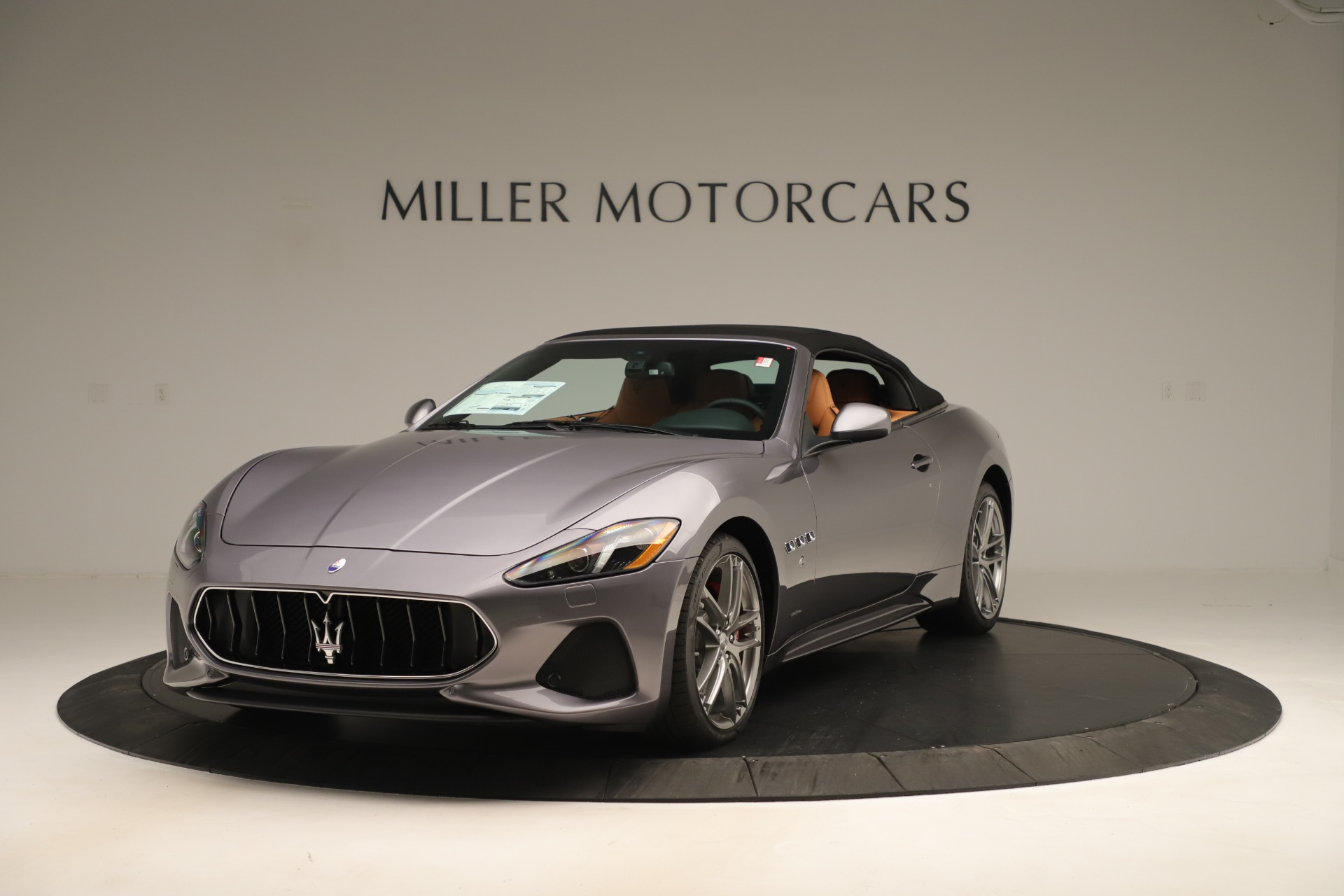 New 2019 Maserati GranTurismo Sport Convertible For Sale In Greenwich, CT. Alfa Romeo of Greenwich, W699 3410_p13