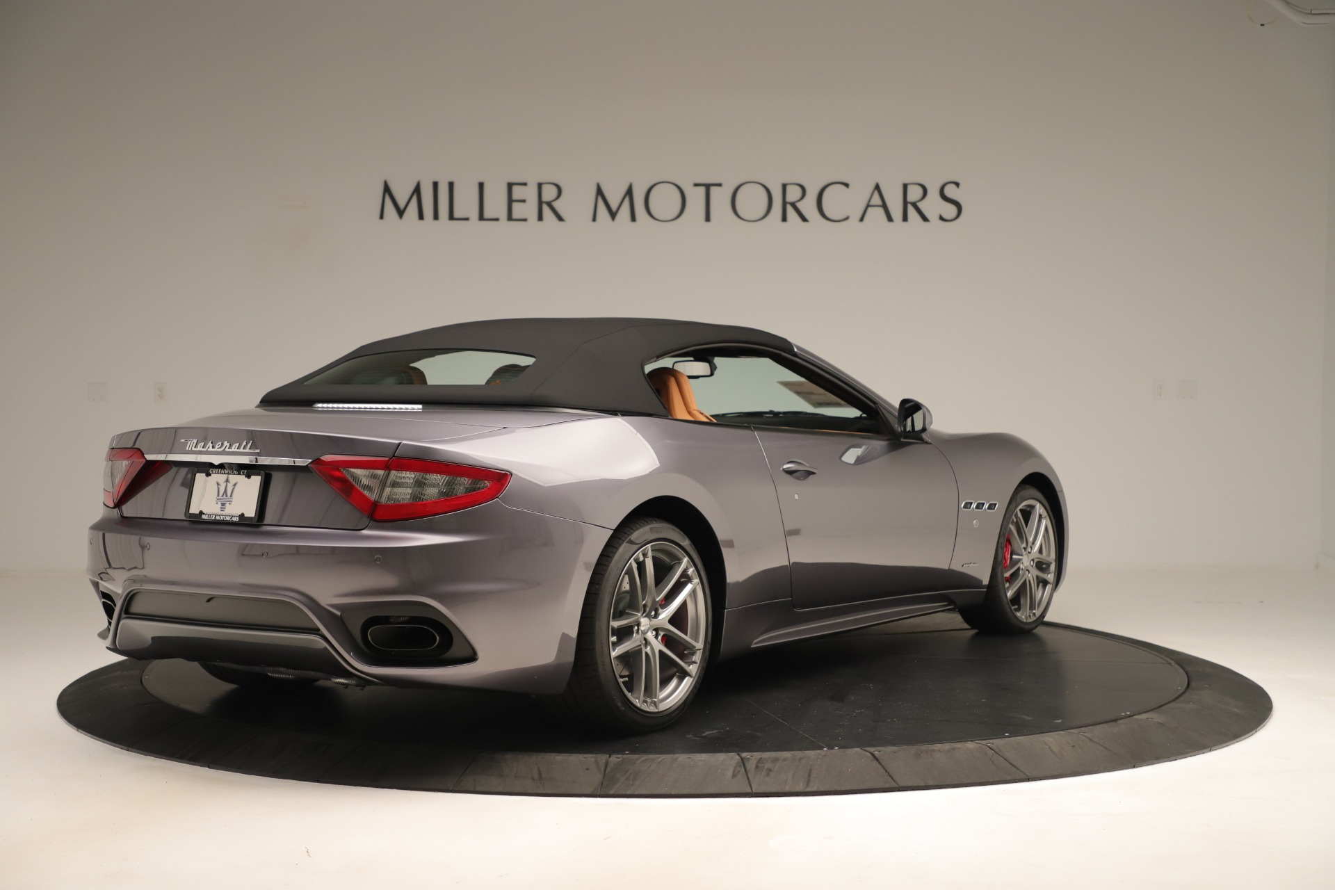 New 2019 Maserati GranTurismo Sport Convertible For Sale In Greenwich, CT. Alfa Romeo of Greenwich, W699 3410_p16