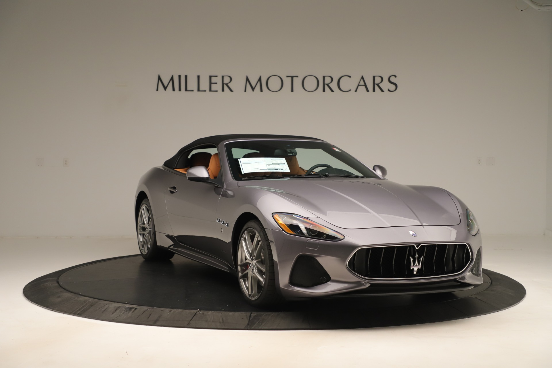 New 2019 Maserati GranTurismo Sport Convertible For Sale In Greenwich, CT. Alfa Romeo of Greenwich, W699 3410_p18