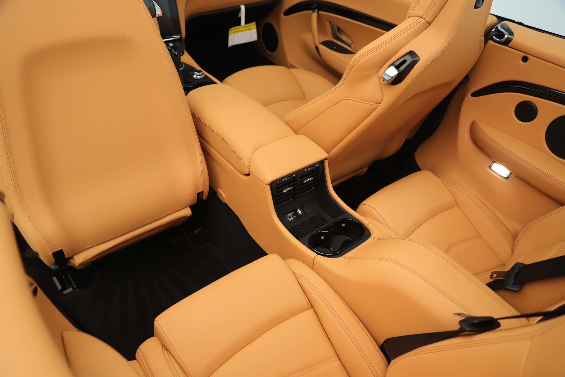 New 2019 Maserati GranTurismo Sport Convertible For Sale In Greenwich, CT. Alfa Romeo of Greenwich, W699 3410_p25