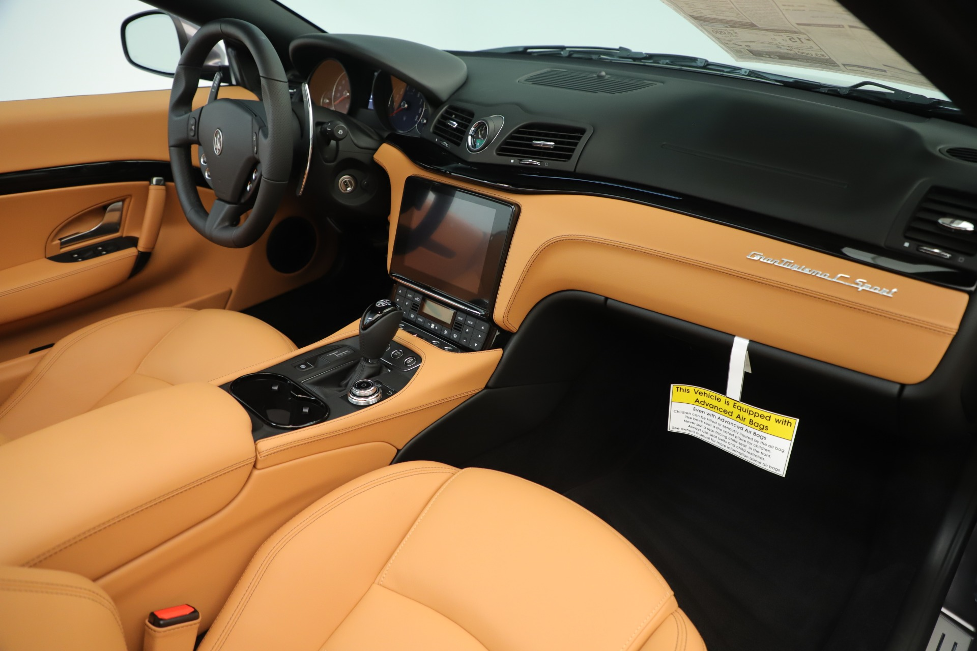 New 2019 Maserati GranTurismo Sport Convertible For Sale In Greenwich, CT. Alfa Romeo of Greenwich, W699 3410_p26