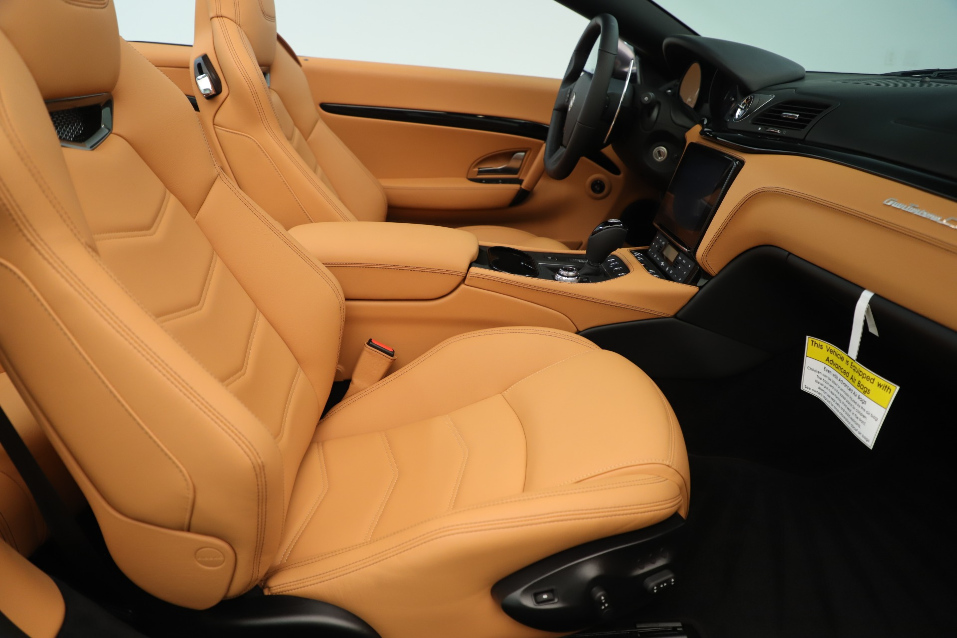 New 2019 Maserati GranTurismo Sport Convertible For Sale In Greenwich, CT. Alfa Romeo of Greenwich, W699 3410_p27