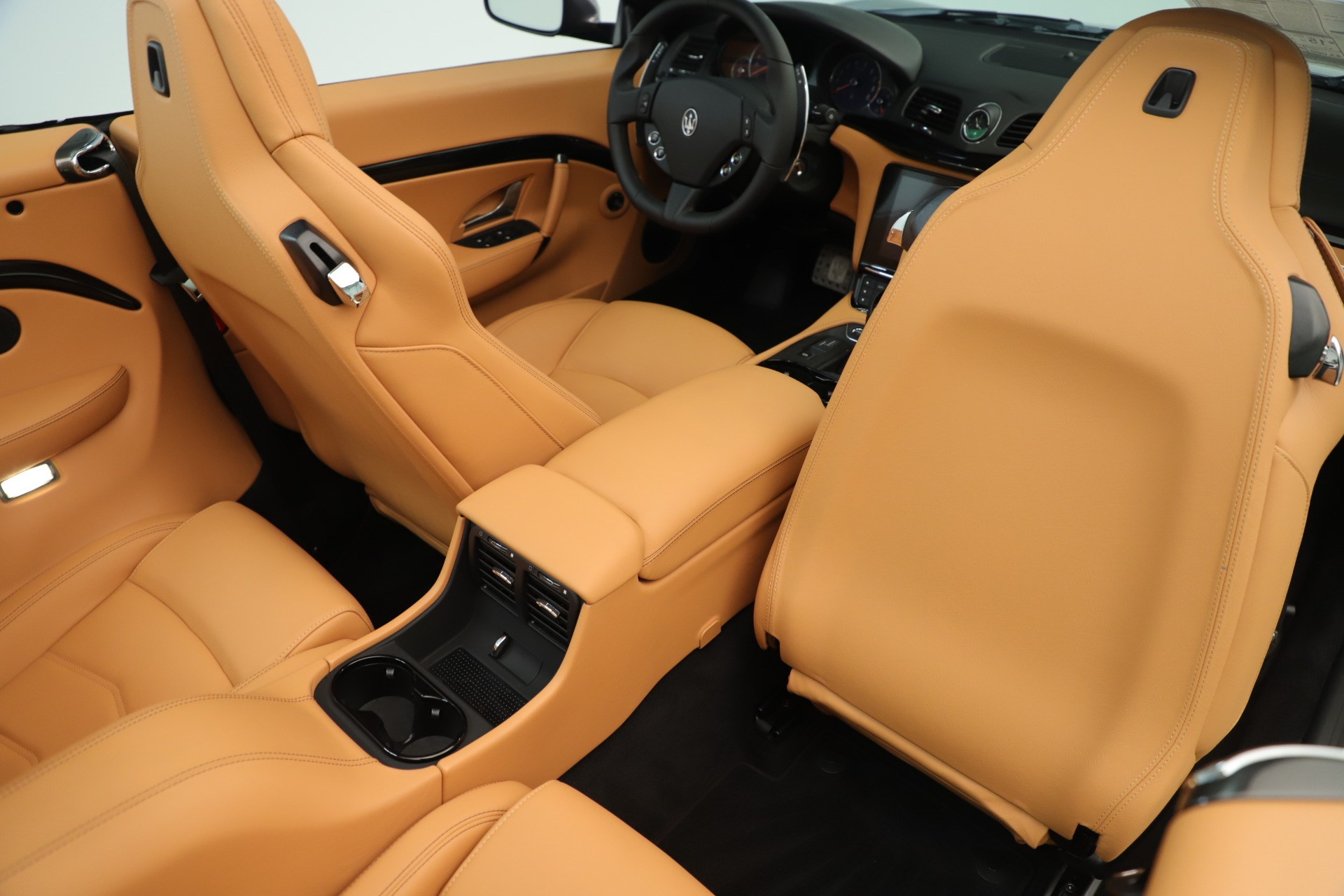 New 2019 Maserati GranTurismo Sport Convertible For Sale In Greenwich, CT. Alfa Romeo of Greenwich, W699 3410_p31