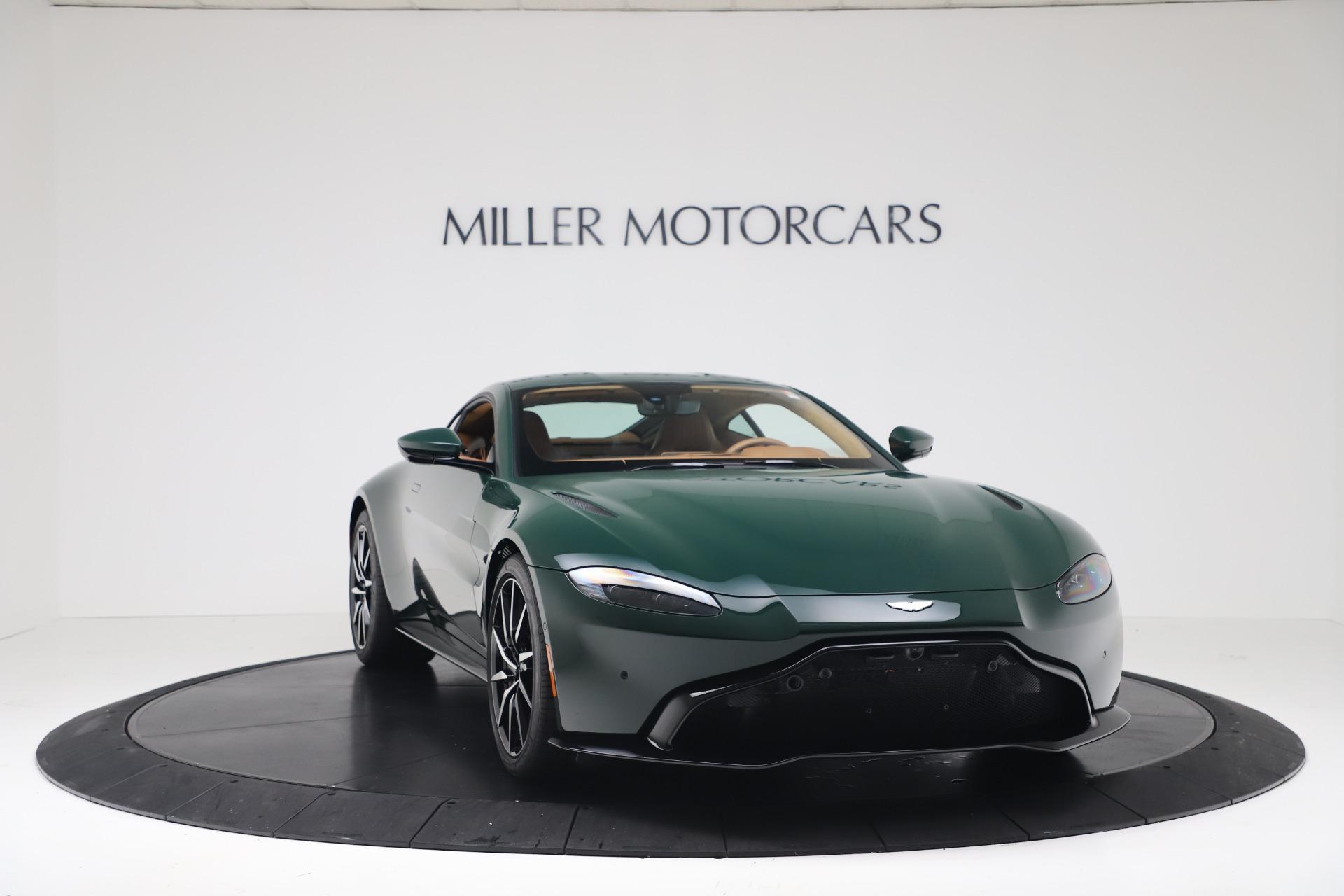 New 2020 Aston Martin Vantage  For Sale In Greenwich, CT. Alfa Romeo of Greenwich, A1401 3411_p12