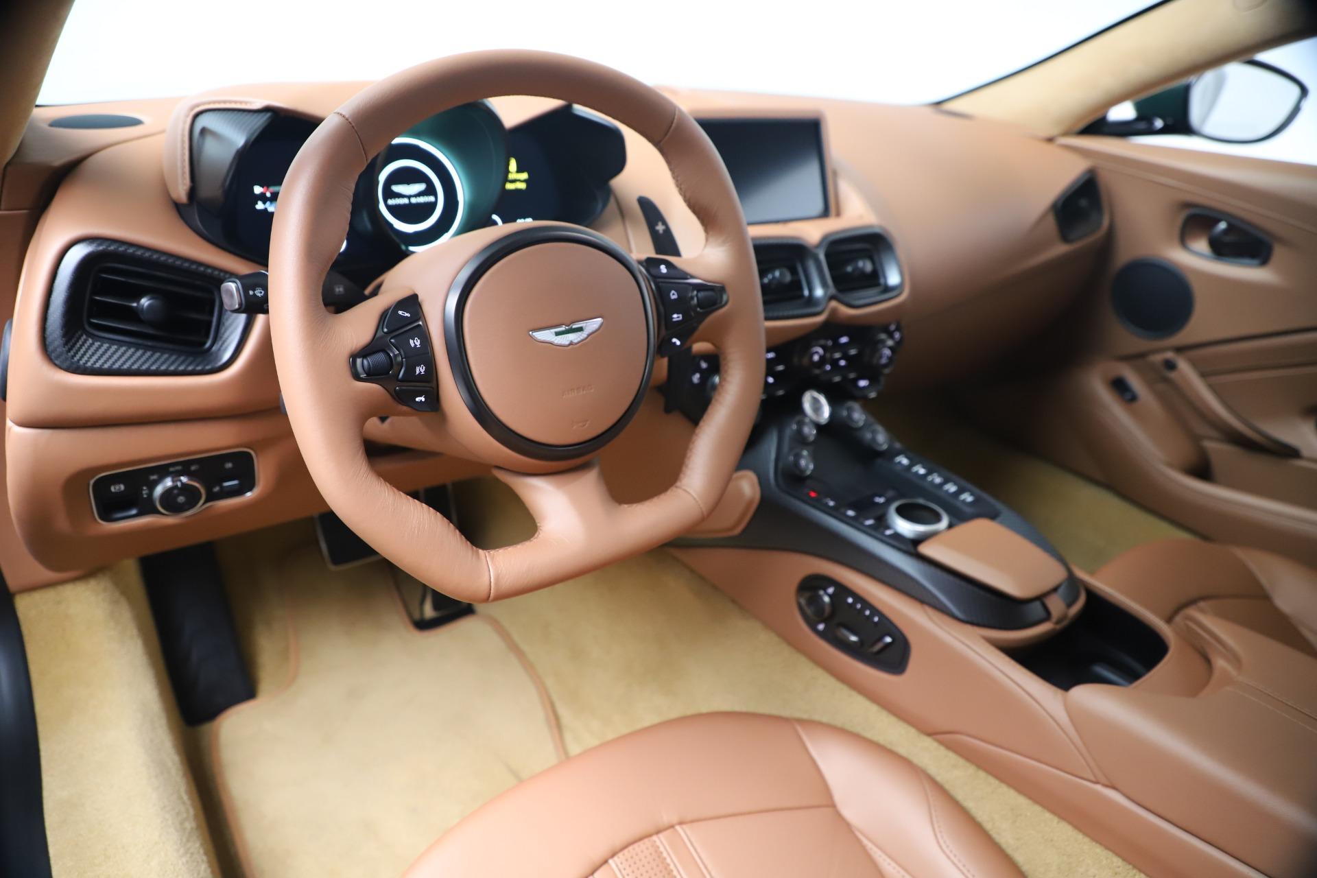 New 2020 Aston Martin Vantage  For Sale In Greenwich, CT. Alfa Romeo of Greenwich, A1401 3411_p13
