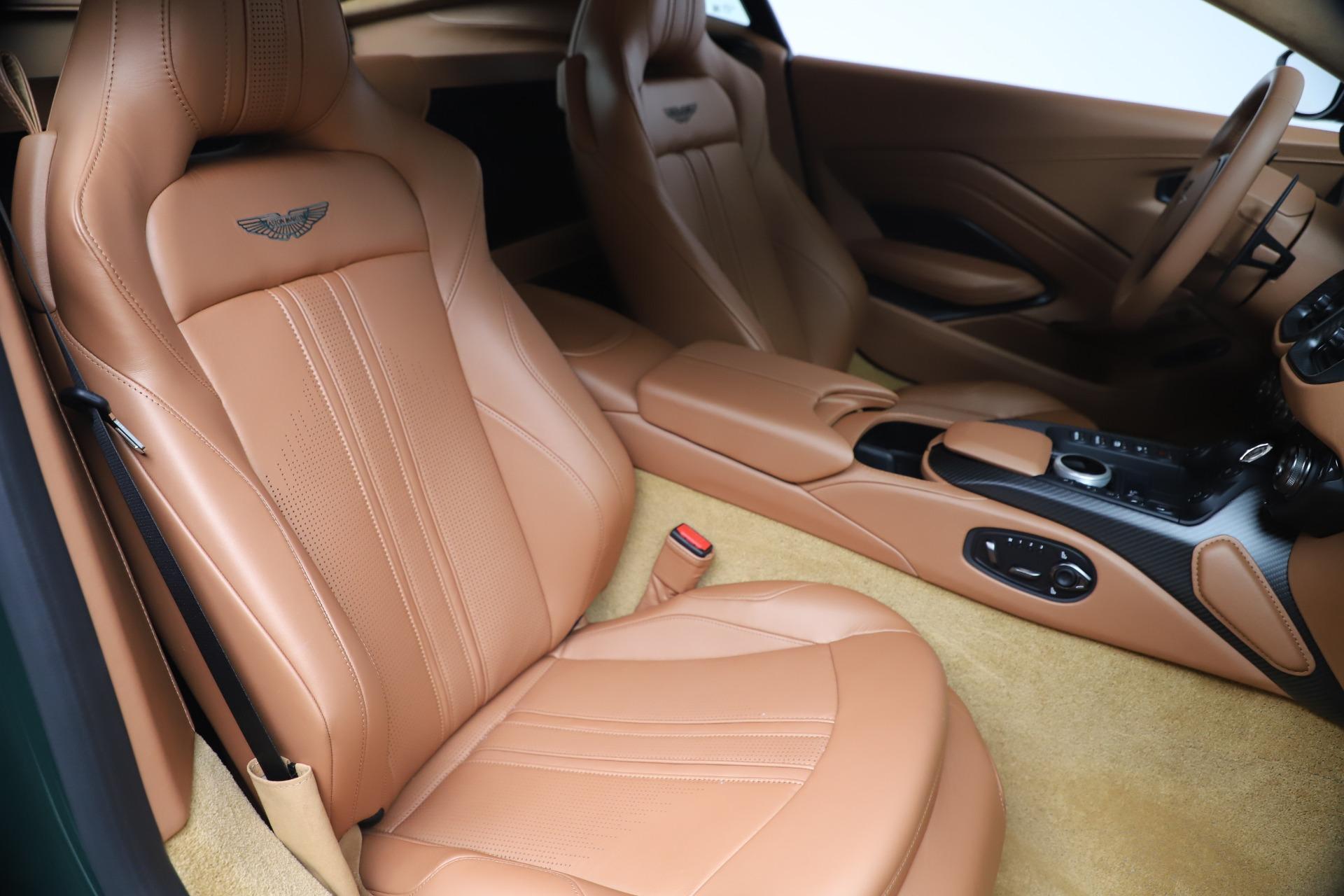 New 2020 Aston Martin Vantage  For Sale In Greenwich, CT. Alfa Romeo of Greenwich, A1401 3411_p20