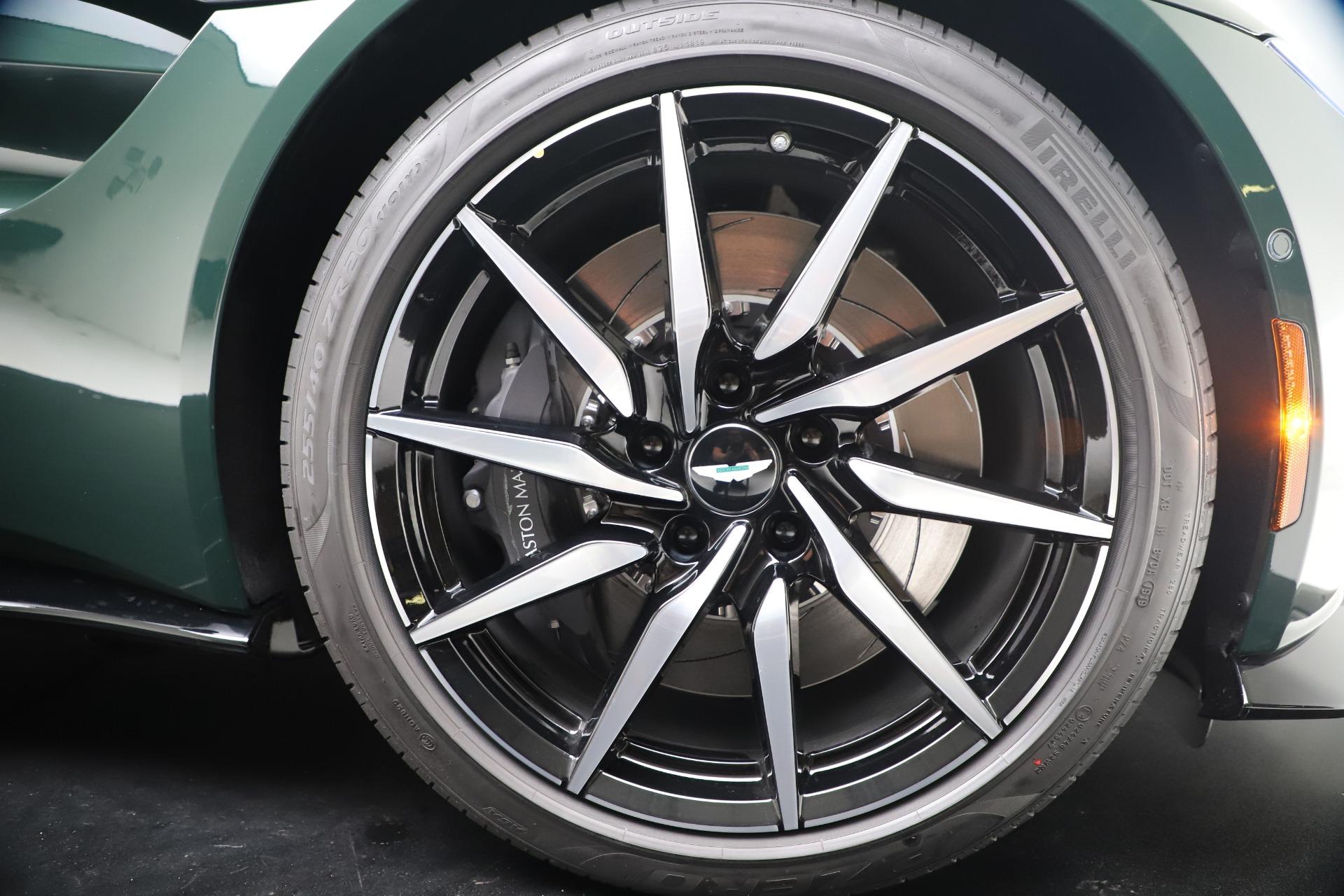 New 2020 Aston Martin Vantage  For Sale In Greenwich, CT. Alfa Romeo of Greenwich, A1401 3411_p21